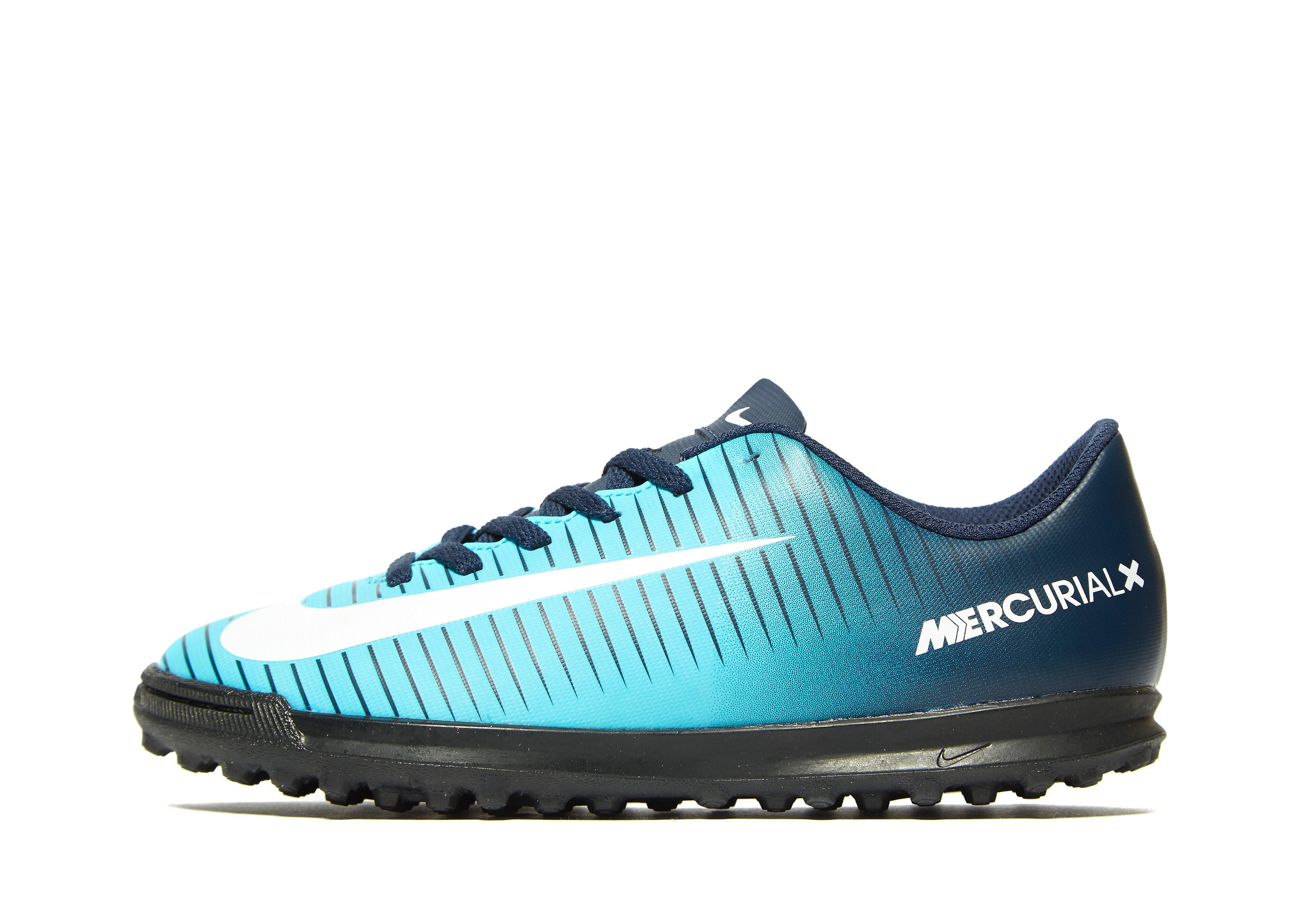 Nike Fire and Ice Mercurial Vortex TF Children