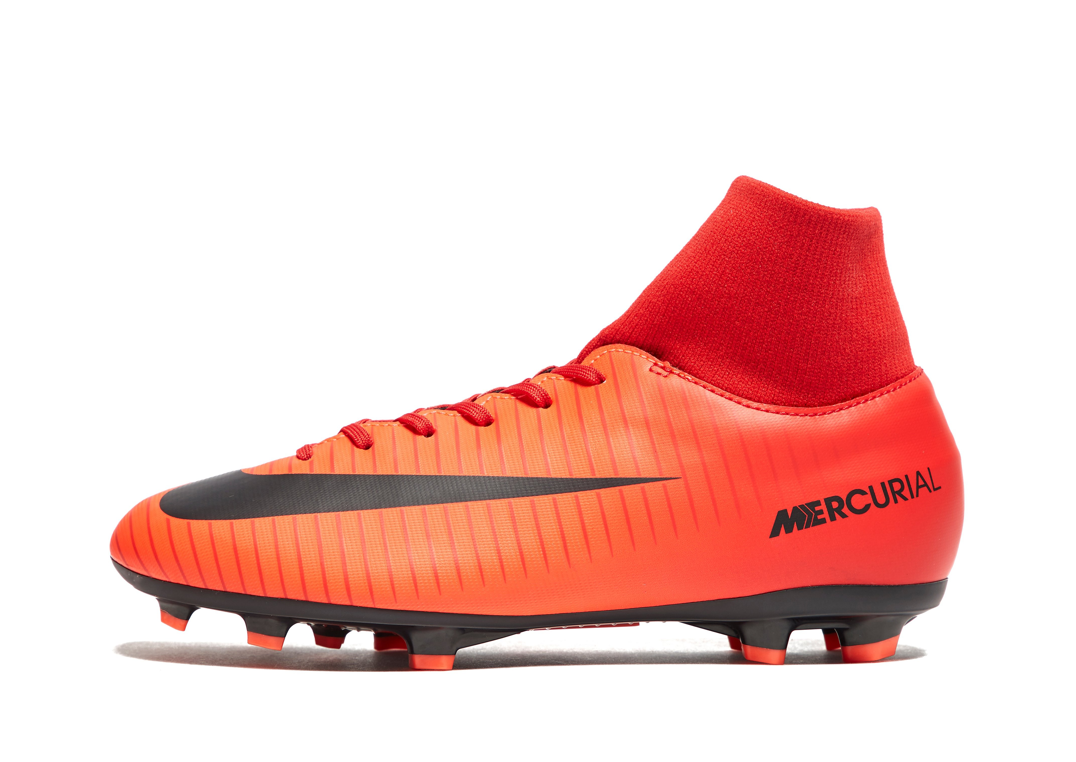 Nike Fire and Ice Mercurial Victory Dynamic FG Children