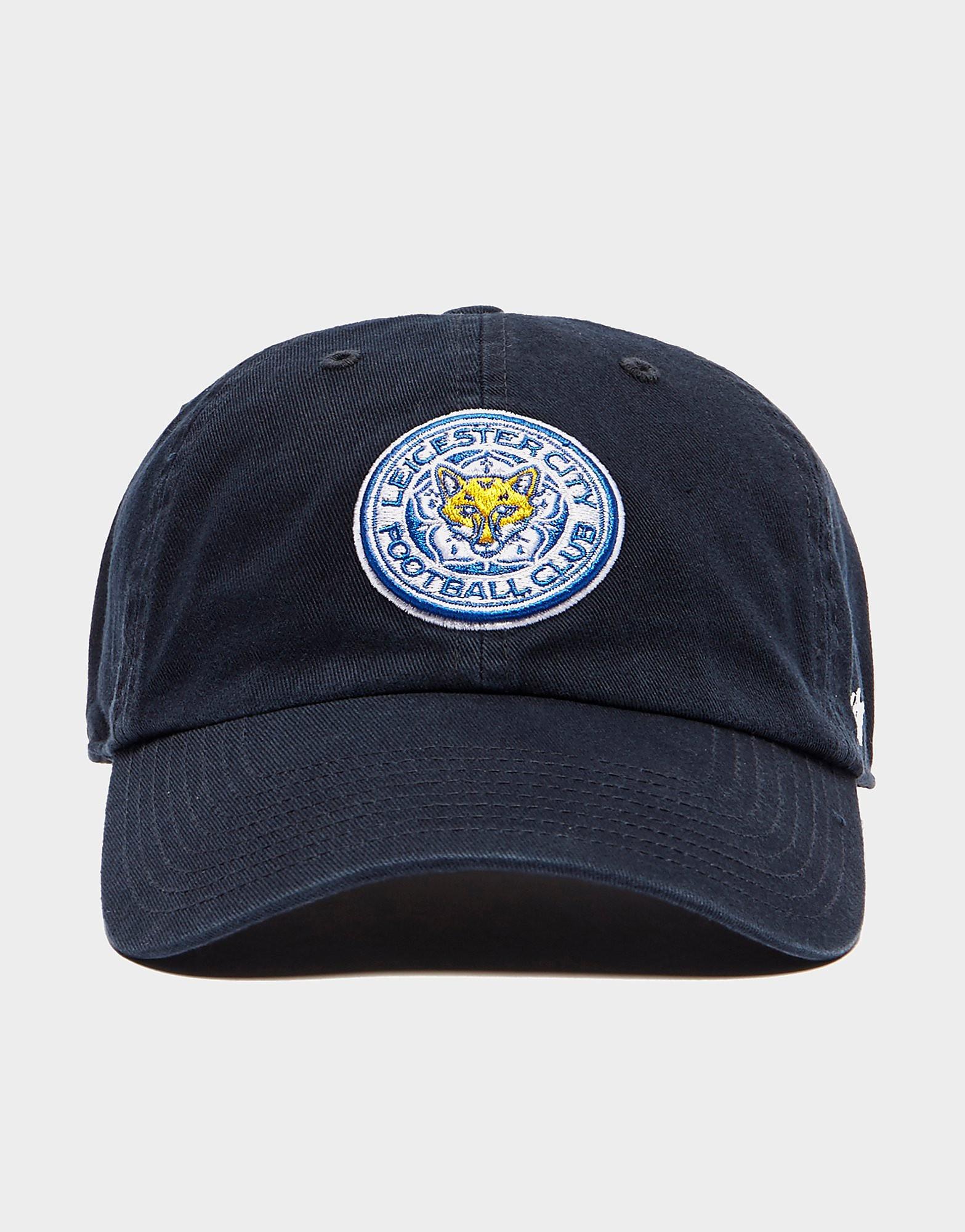 47 Brand Leicester City FC Clean Up Cap - Blauw - Heren
