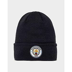 ba487389d3d 47 Brand Manchester City FC Cuffed Beanie Hat ...