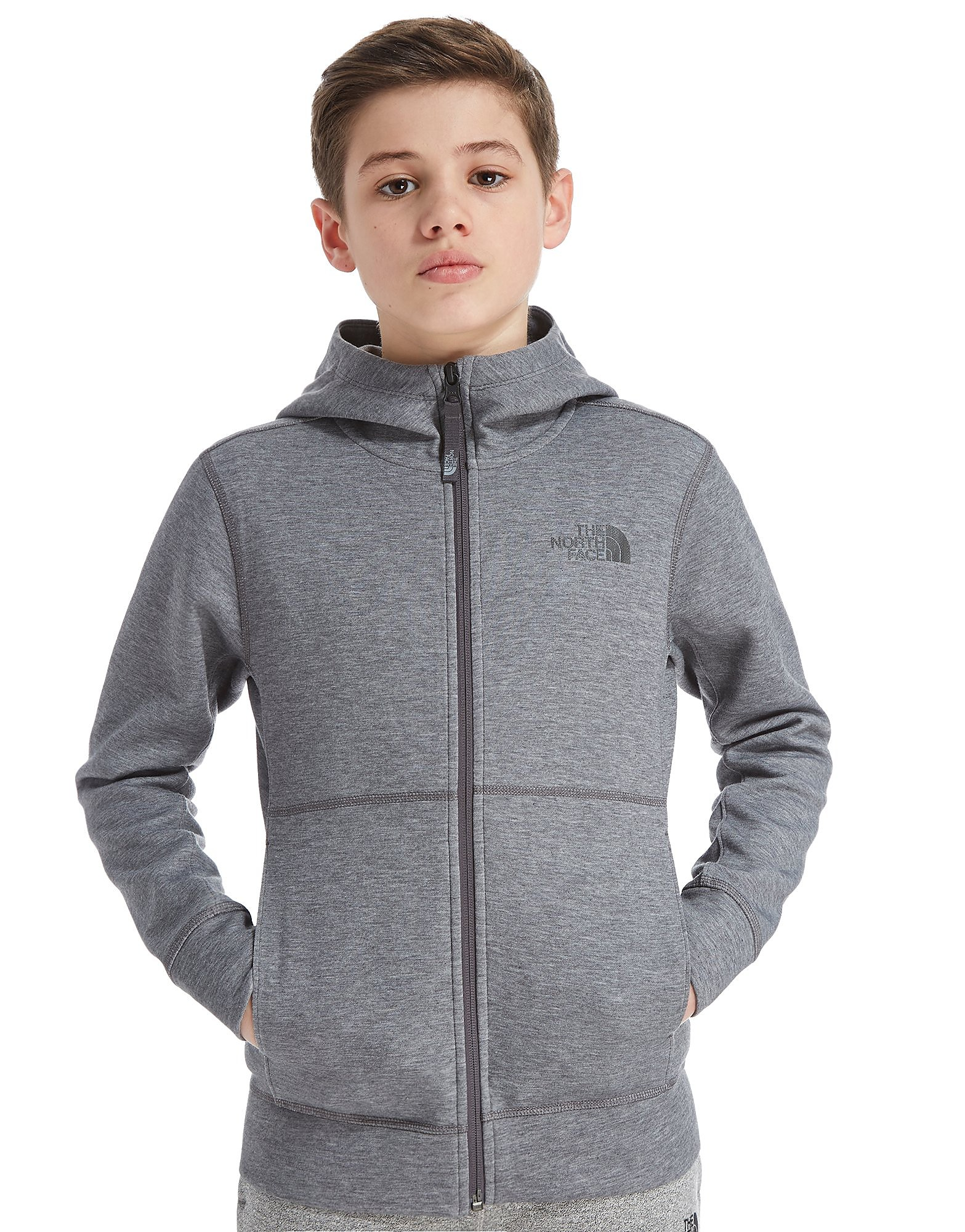 The North Face Slacker Full Zip Hoodie Junior