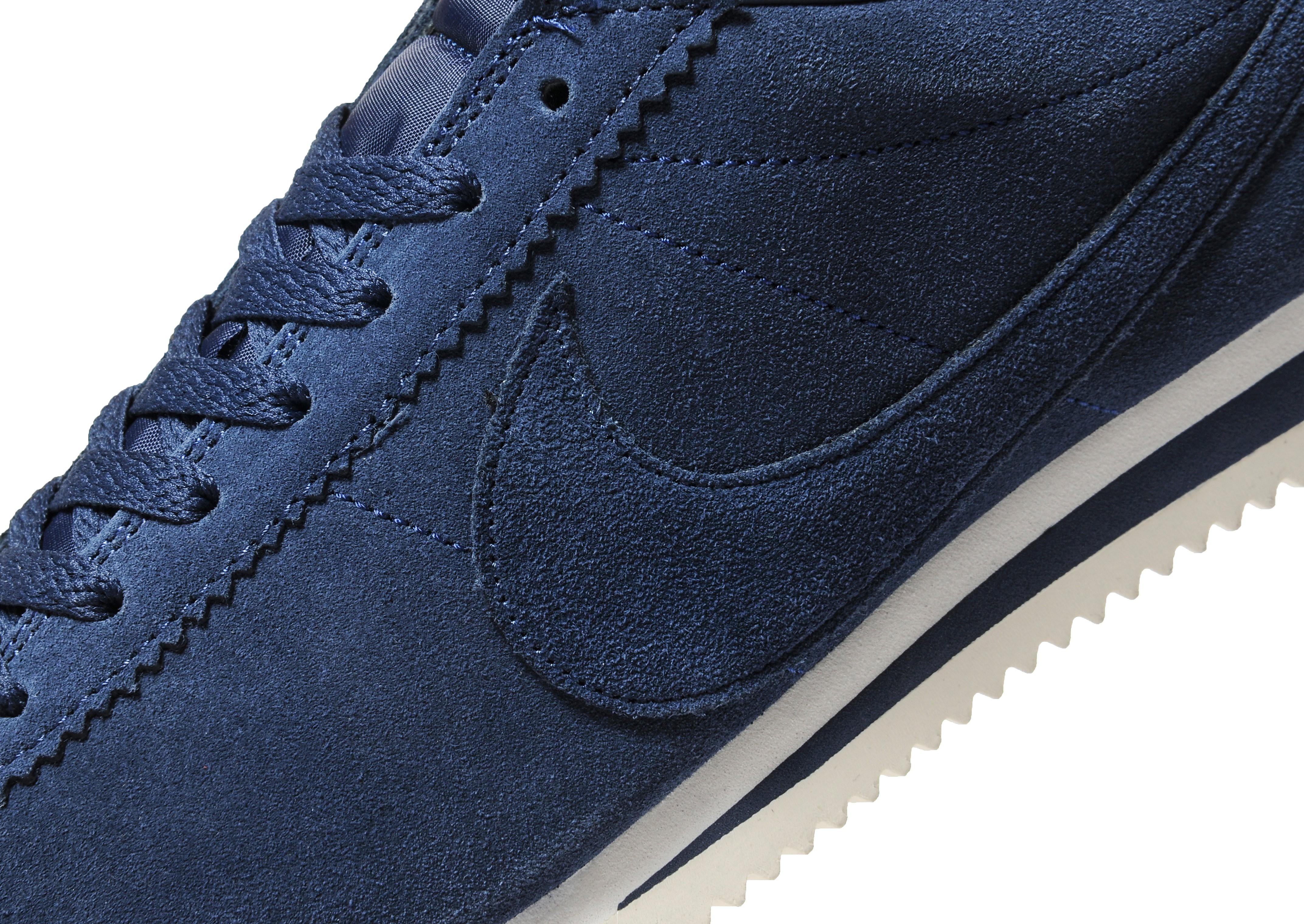 Nike Cortez SE Marineblau-Weiß