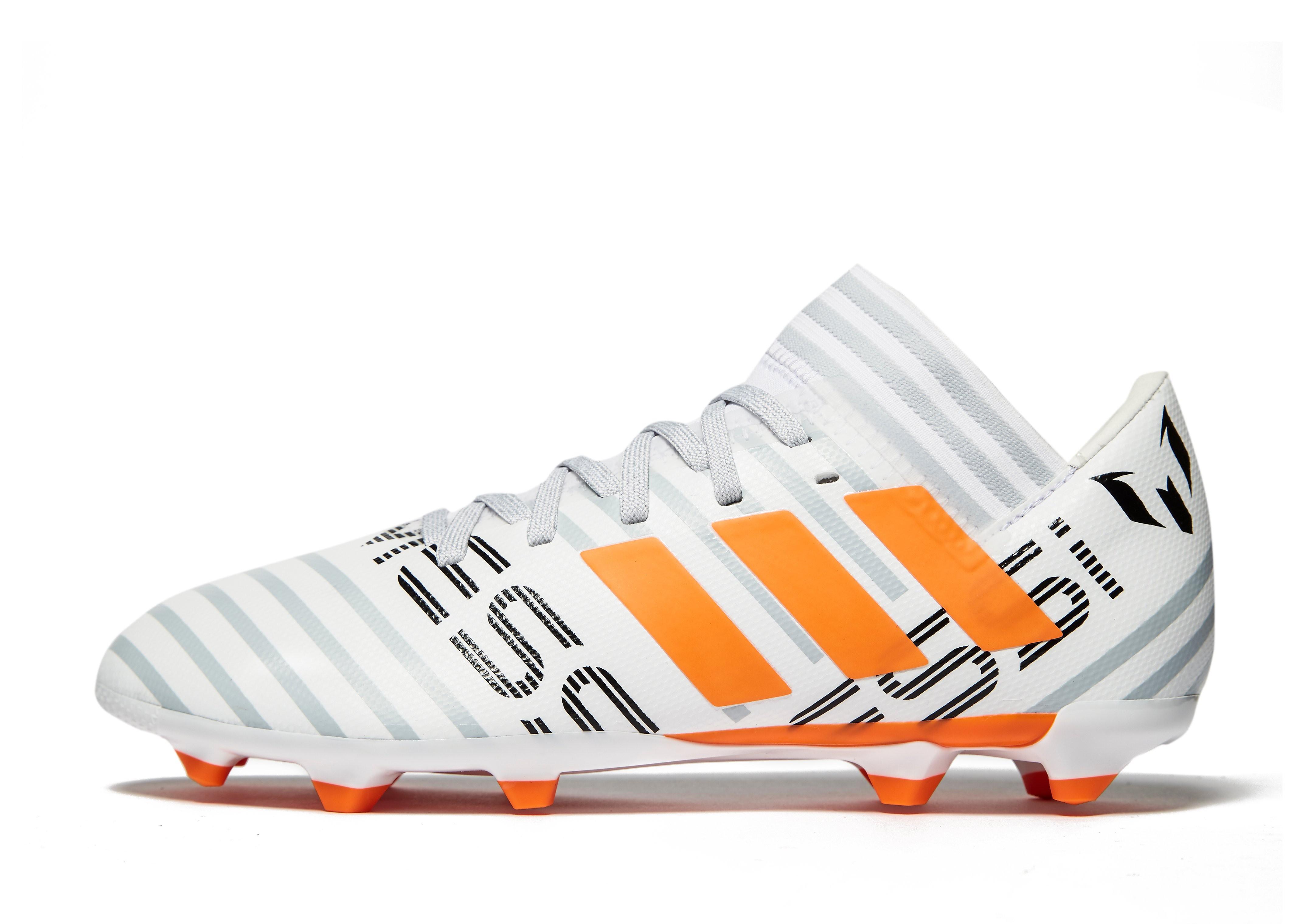 adidas Pyro Storm Nemeziz Messi 17.3 FG Junior