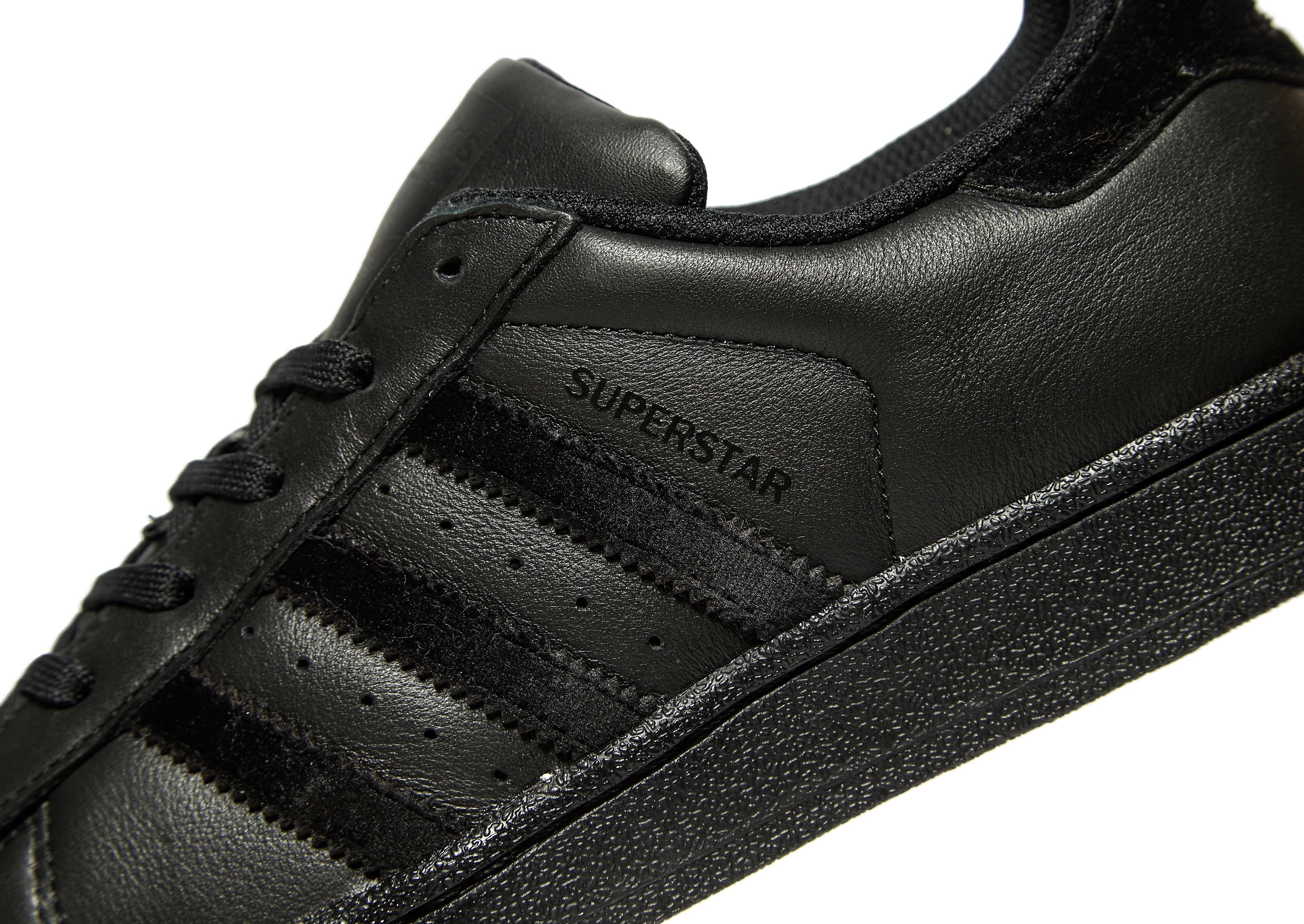 adidas Originals Superstar Velvet Junior