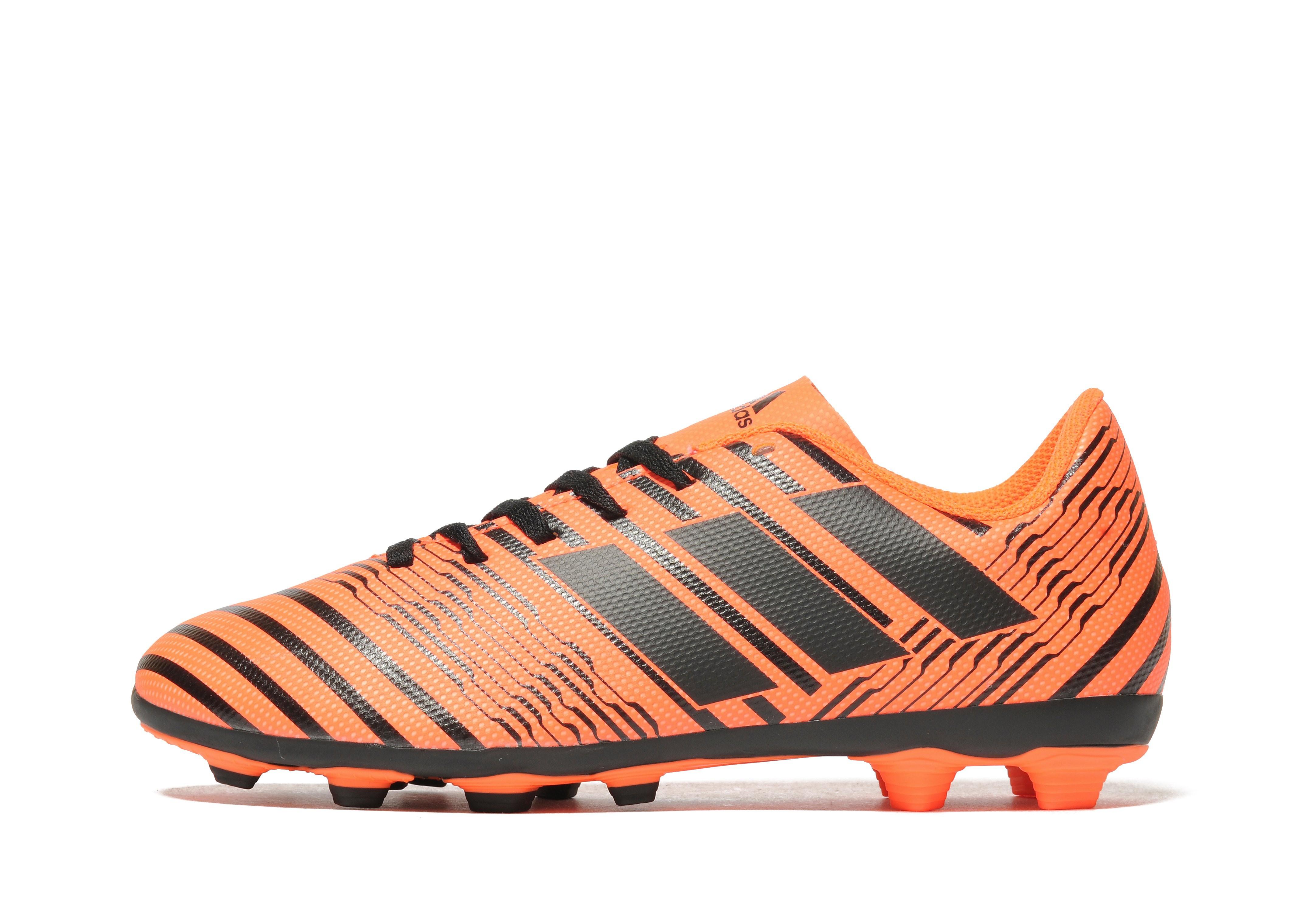 Image de adidas adidas NEMEZIZ 17.4 FG Enfants - Orange, Orange