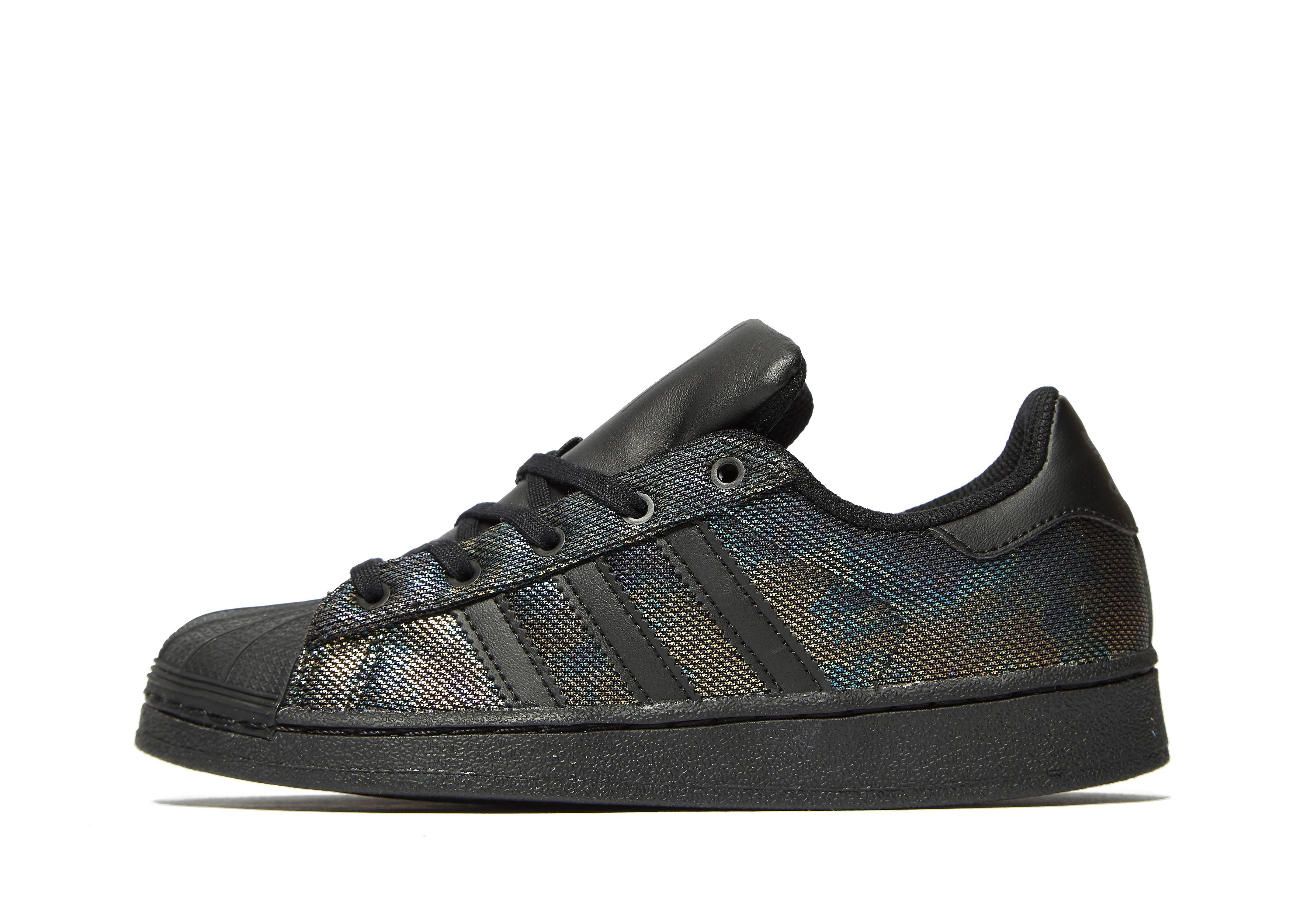 adidas Originals Superstar Children Black Multi