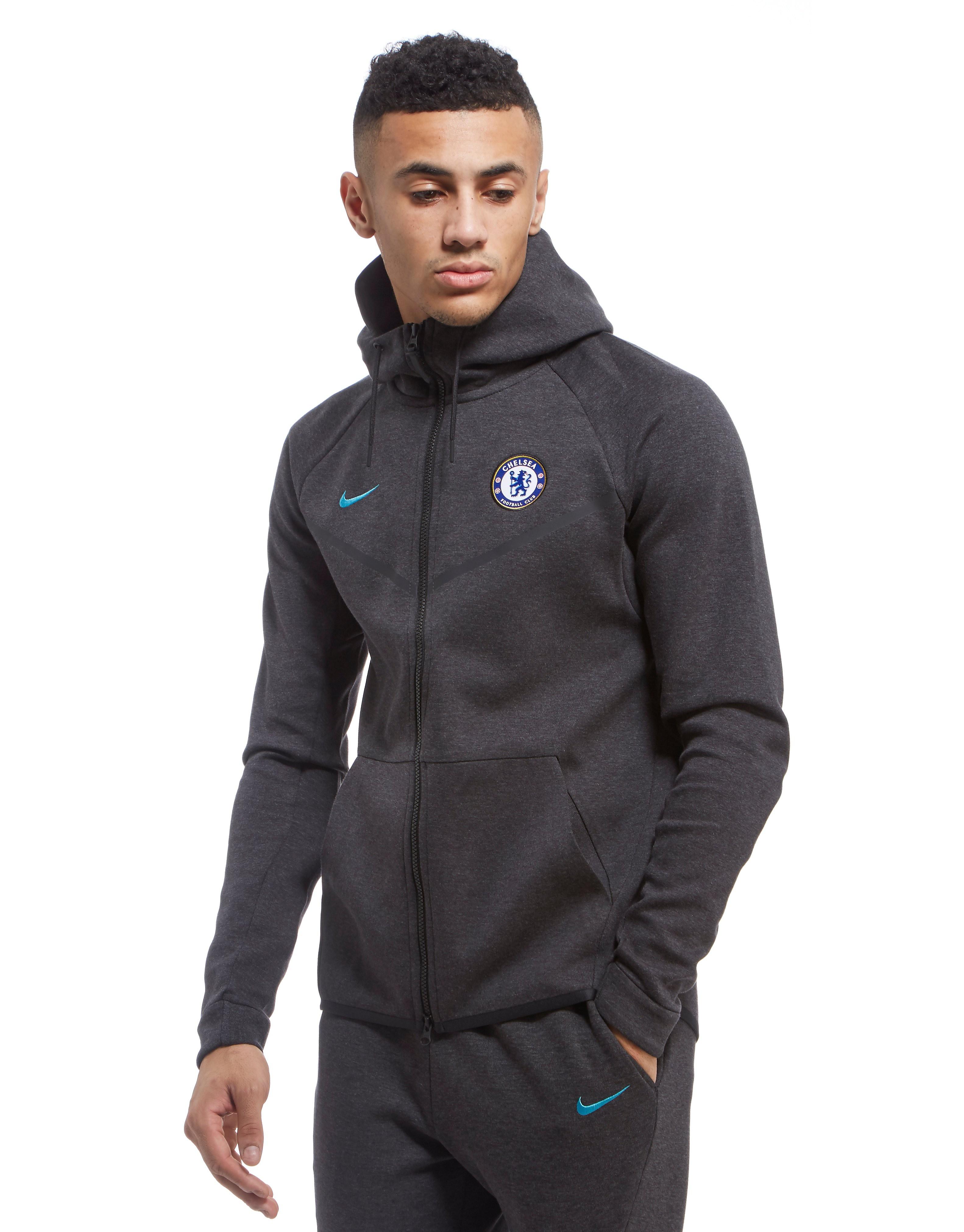 Nike Chelsea FC 2017 Tech Fleece Hoodie