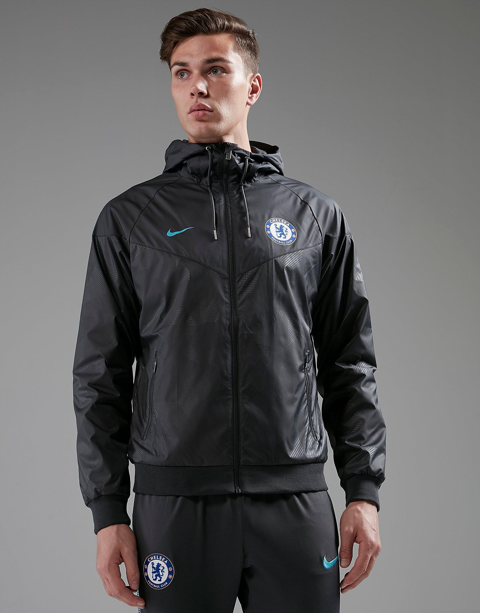 Nike Veste Chelsea FC 2017 Windrunner Homme
