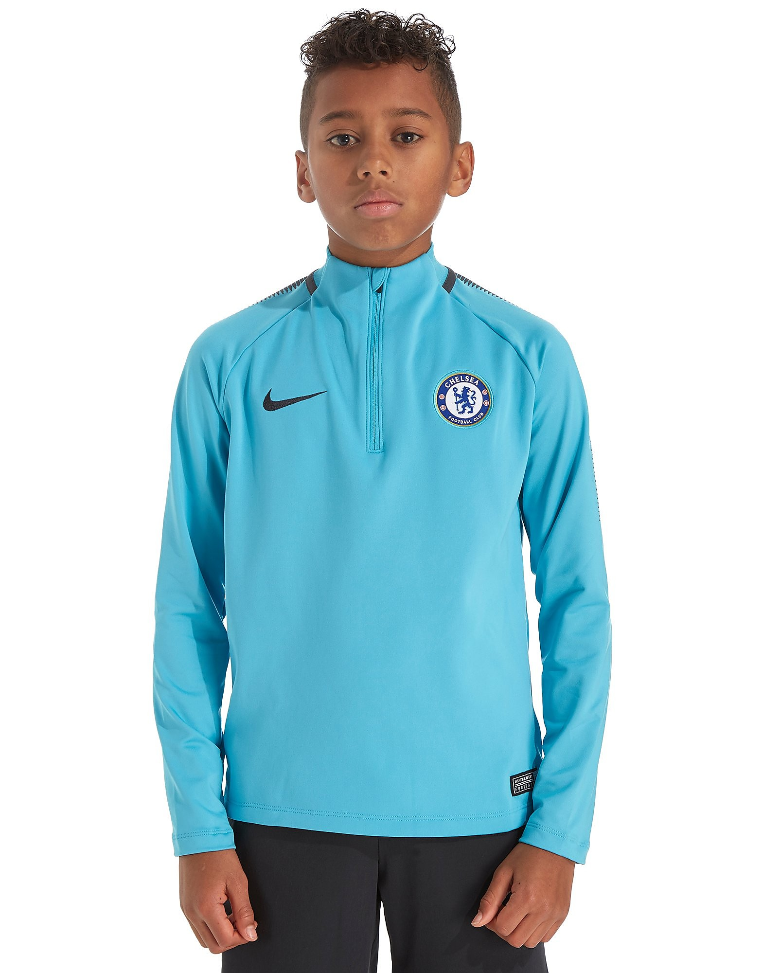 Nike Chelsea FC 2017 Squad Drill Top Junior