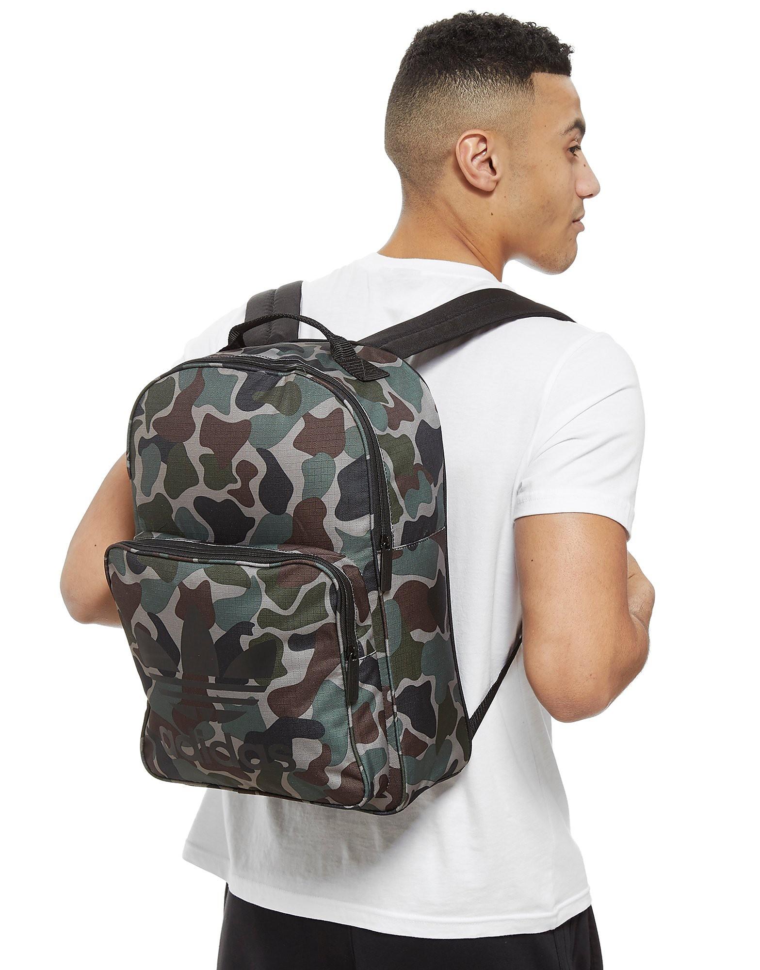 adidas Originals Classic Camo Backpack