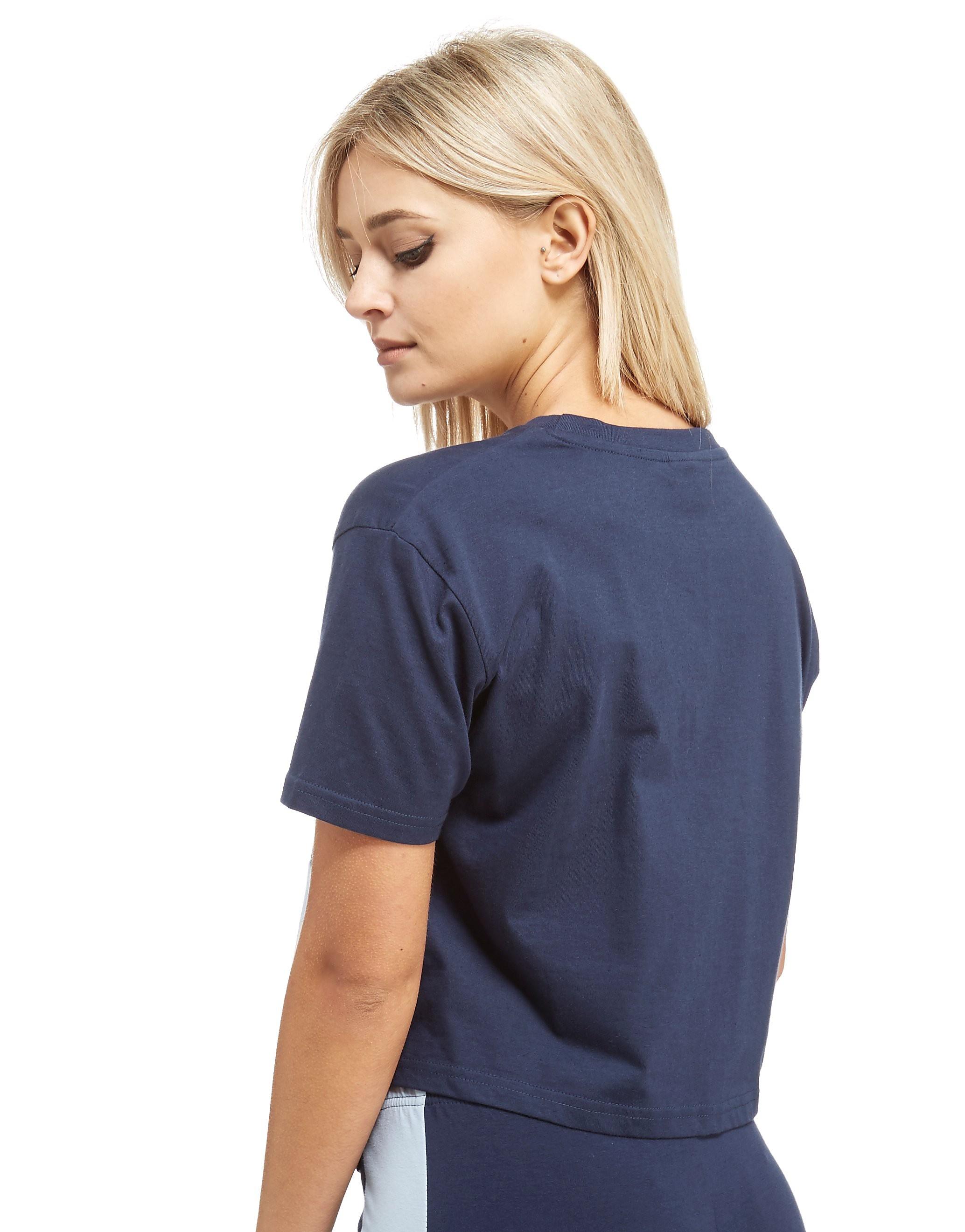 Ellesse Crop Panel T-shirt