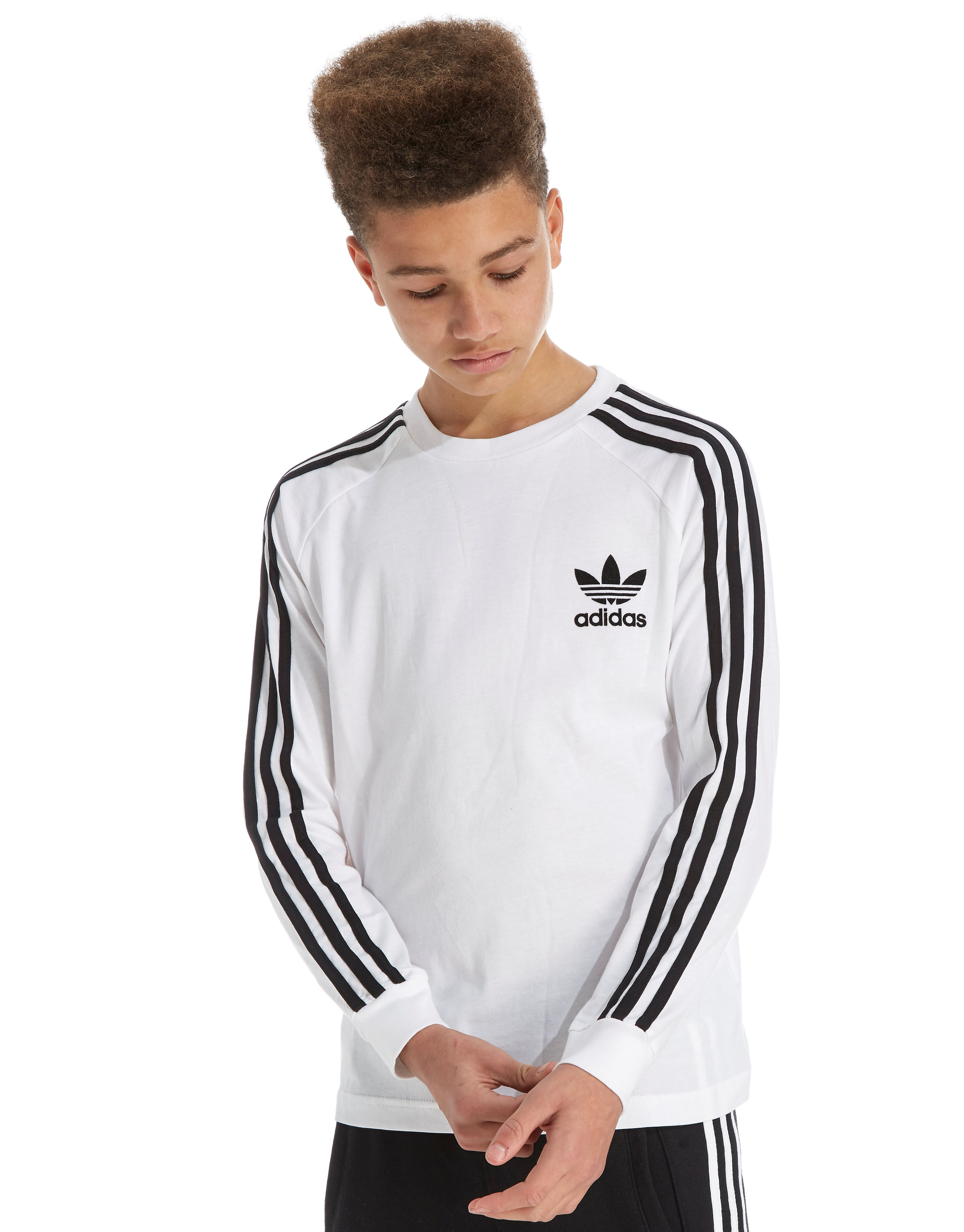 adidas Originals Langarm Kalifornia T-Shirt Junior