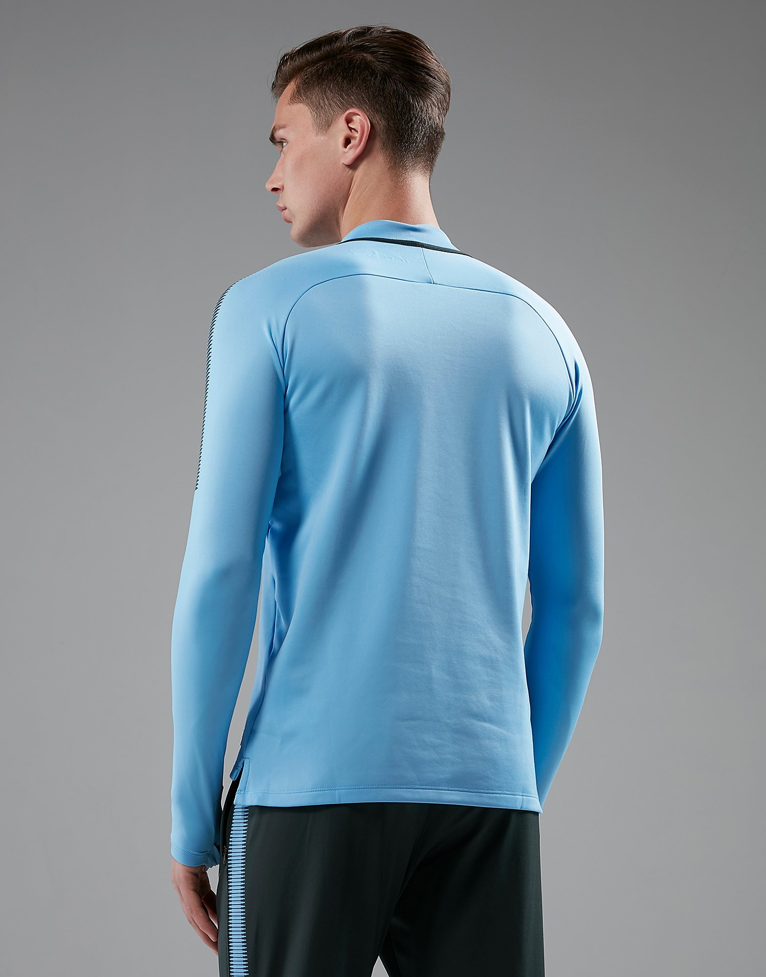 Nike Manchester City FC Squad Drill Football Top Heren