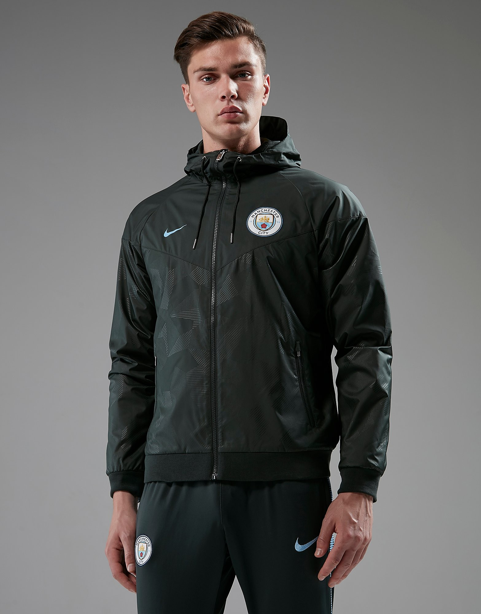 Nike Manchester City FC Windrunner Jacket