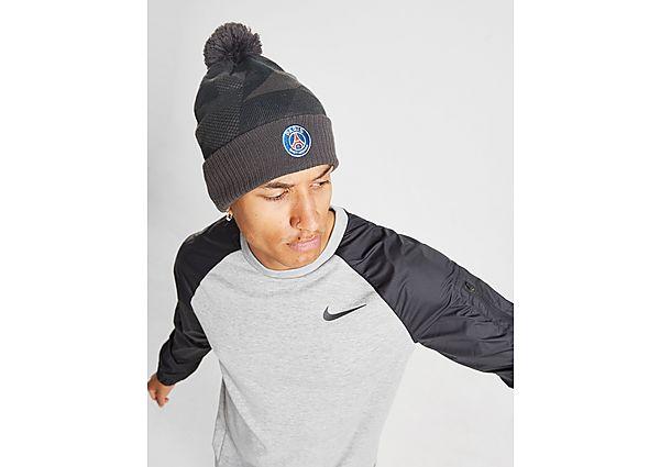 e6457e8d081 Nike PSG FC Pom Beanie - Brown - Mens
