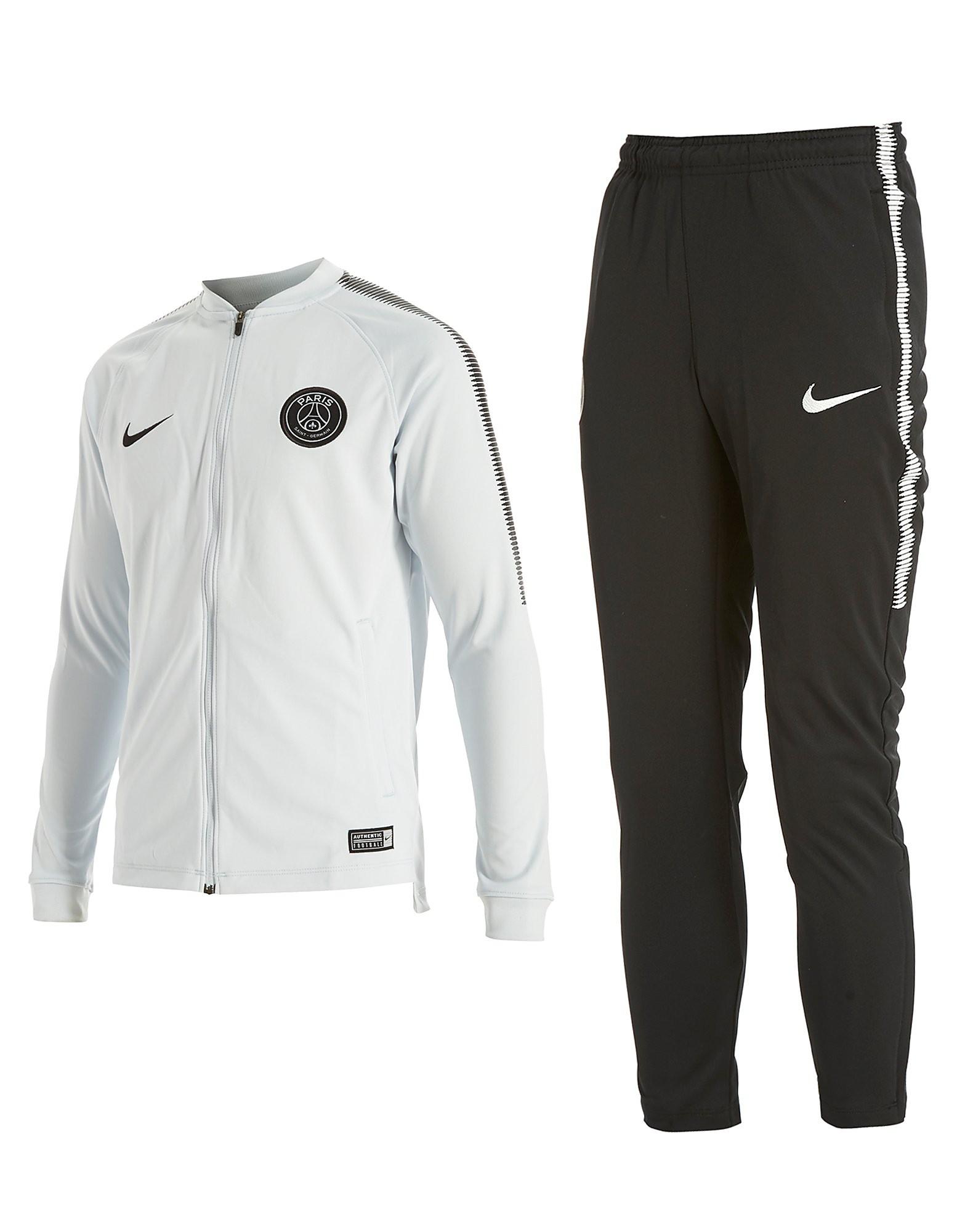 Nike Paris Saint Germain Knit Tracksuit Junior