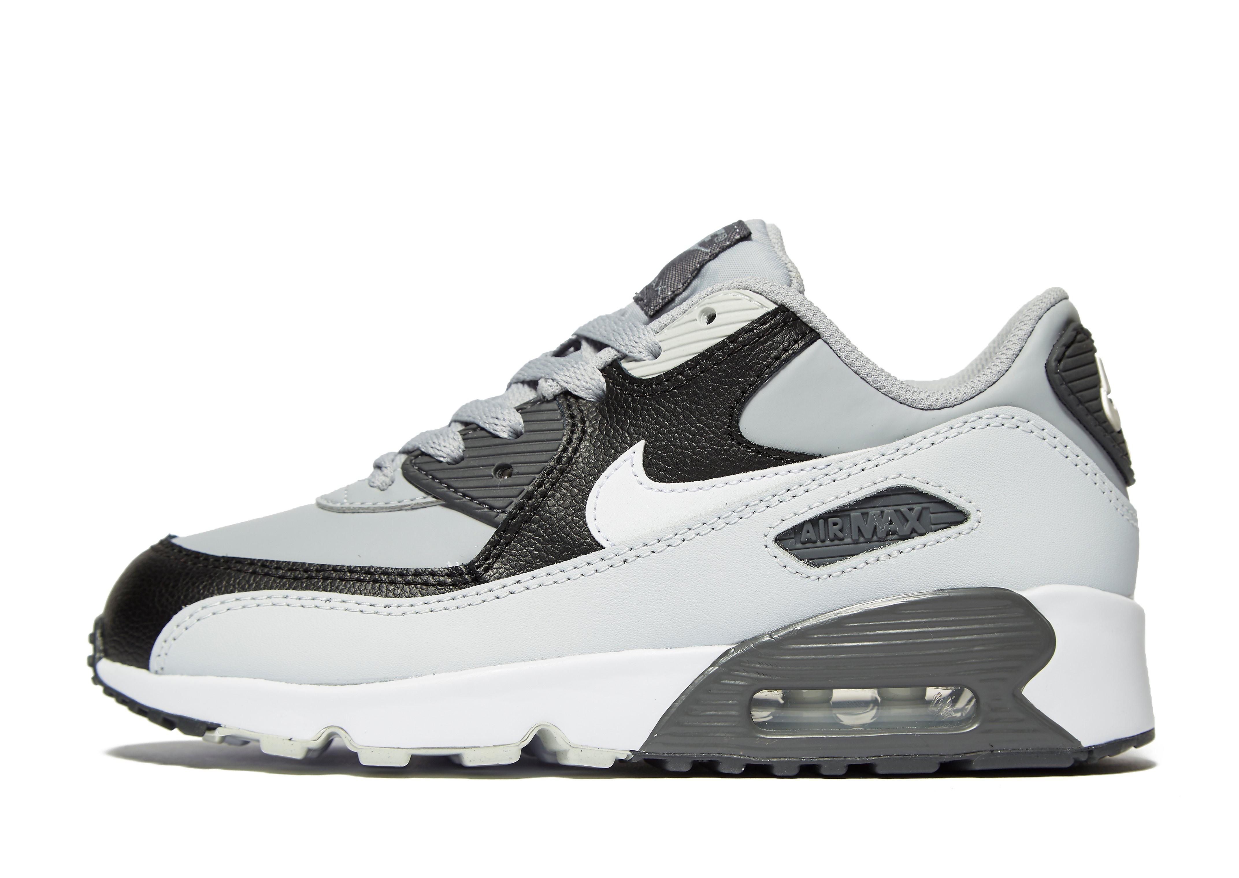 Nike Air Max 90 Kinder Grau