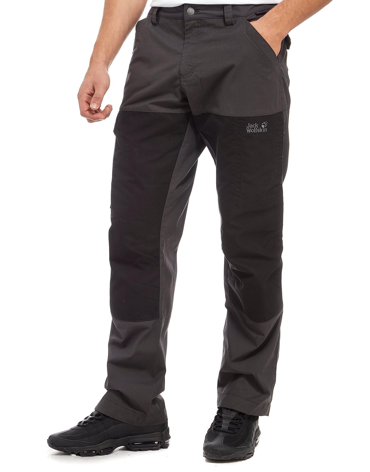 Jack Wolfskin Flex Panel Woven Pants