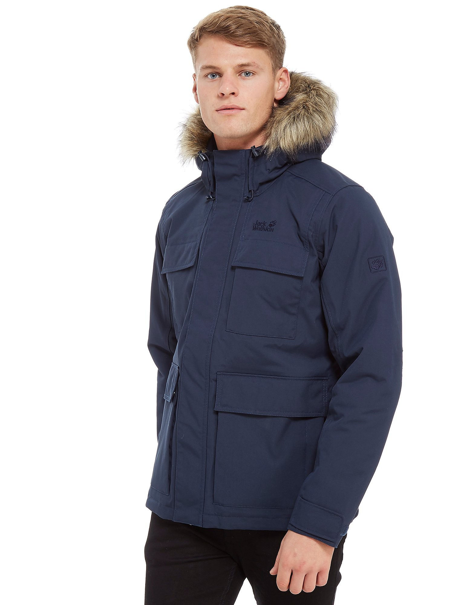 Jack Wolfskin Point Barrow Parka Jacket