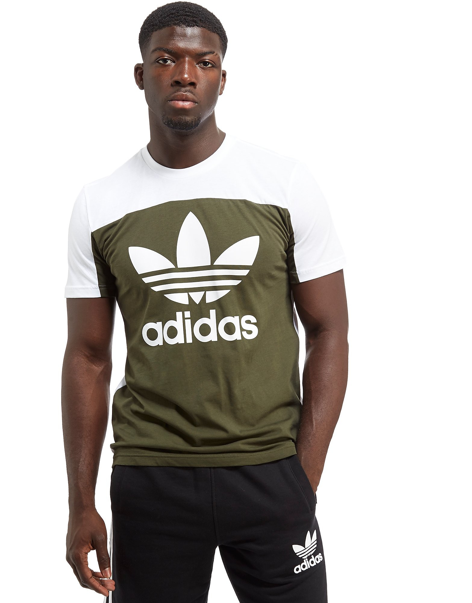 adidas Originals Core Stack T-Shirt