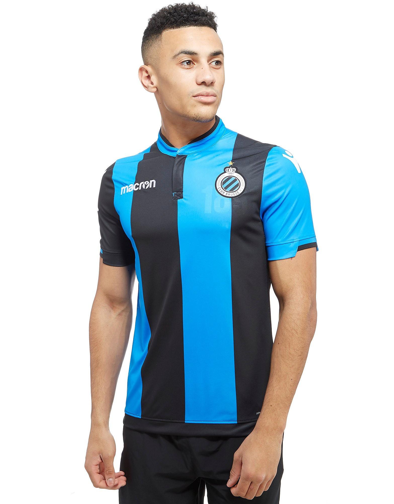 Macron Club Brugge Home Shirt 2017/18