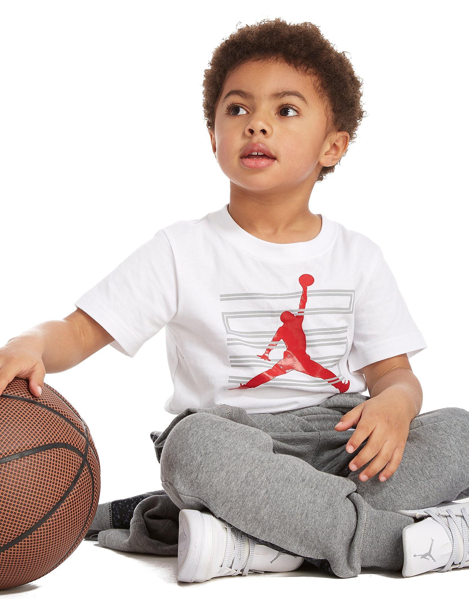 Jordan Air 11 T-Shirt Children - Wit - Kind