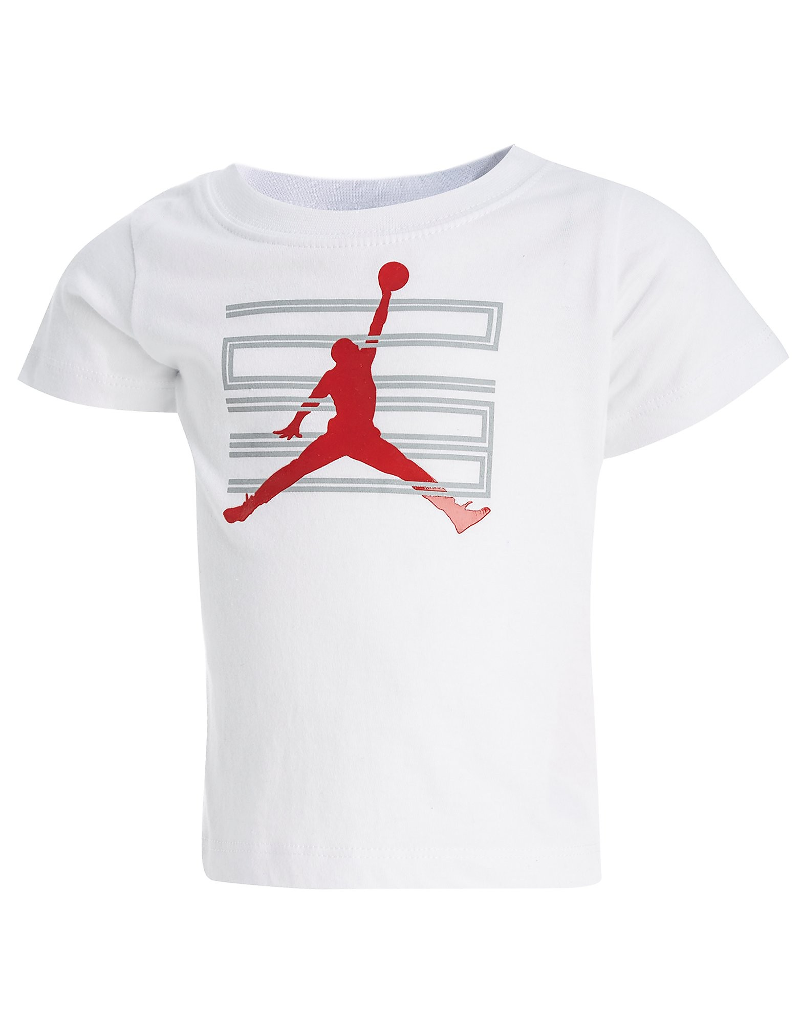 Jordan Air 11 T-Shirt Baby's - Wit - Kind