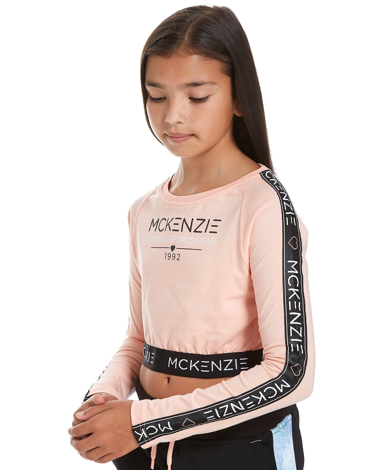 McKenzie T-shirt Girls' Misty Long Junior