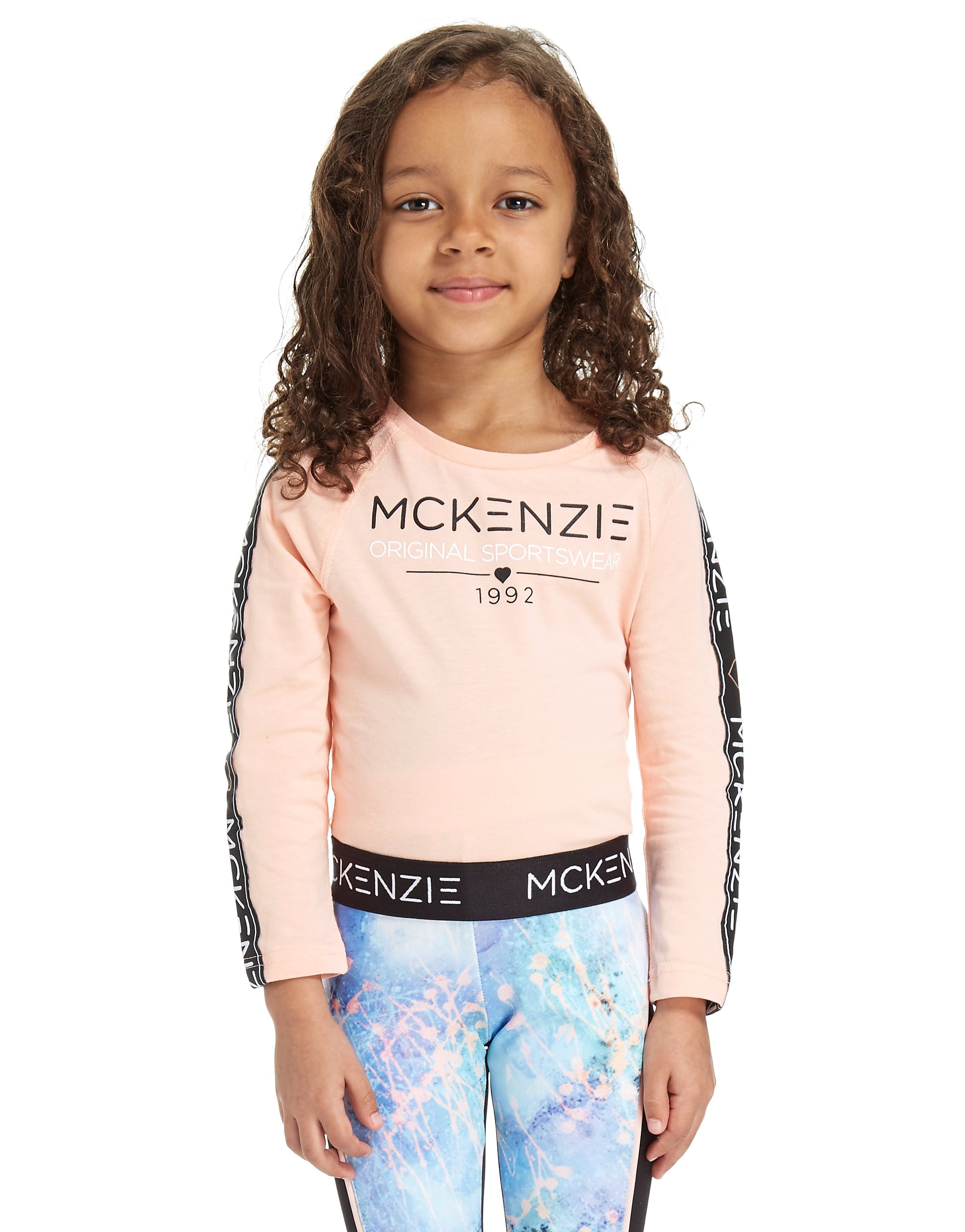 McKenzie Girls' Misty Long Sleeve Top Children