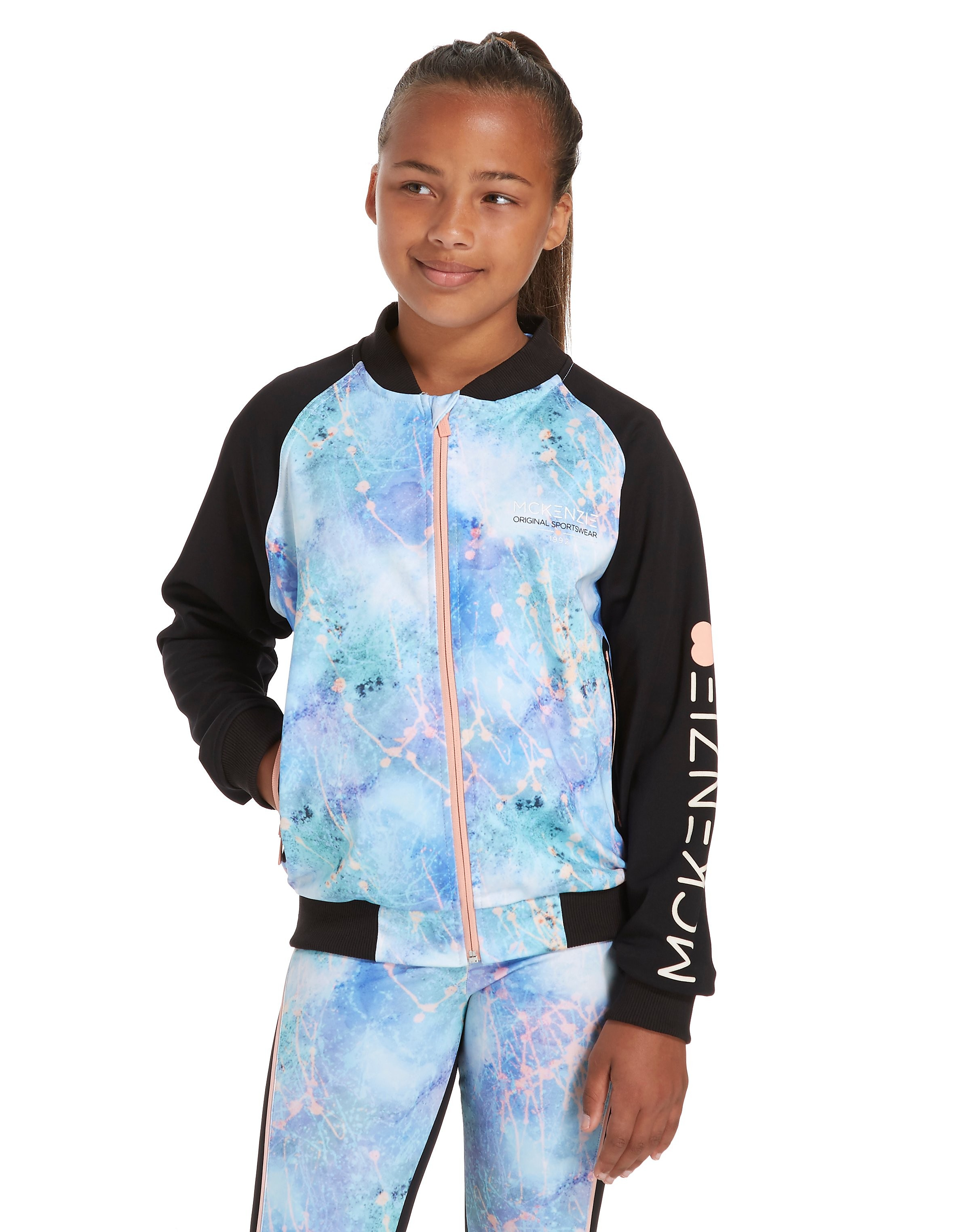McKenzie Girls Harper Bomber Jacket Junior