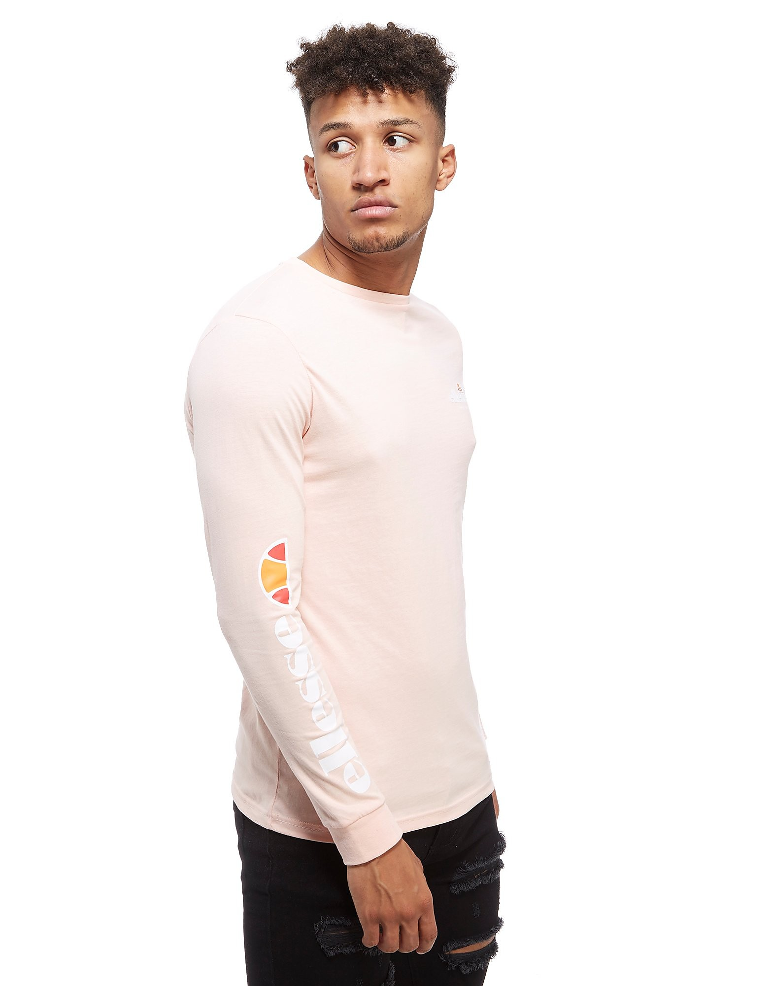 Ellesse Thiero Long Print Shirt