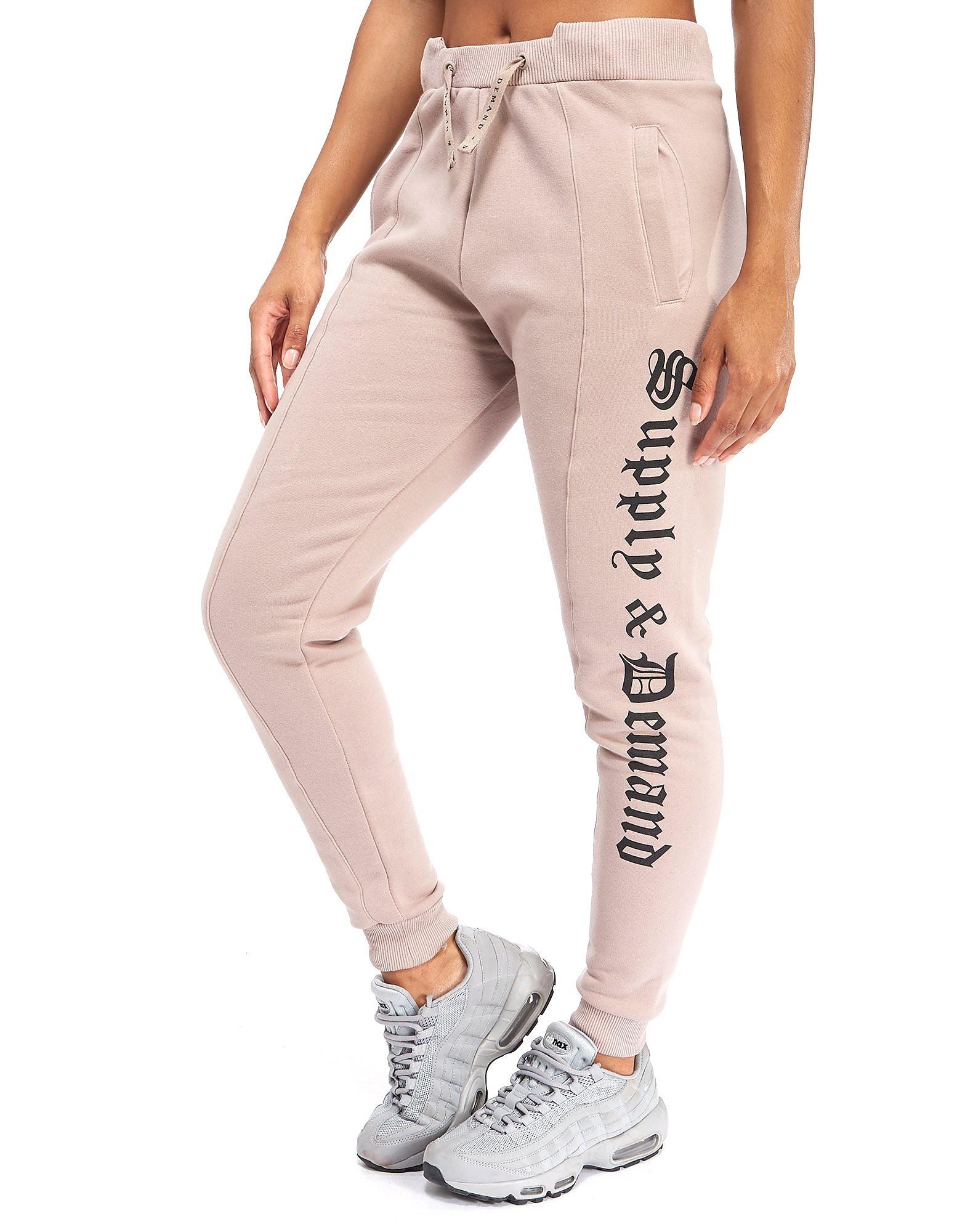 Supply & Demand Asymetric Pantaloni Donna