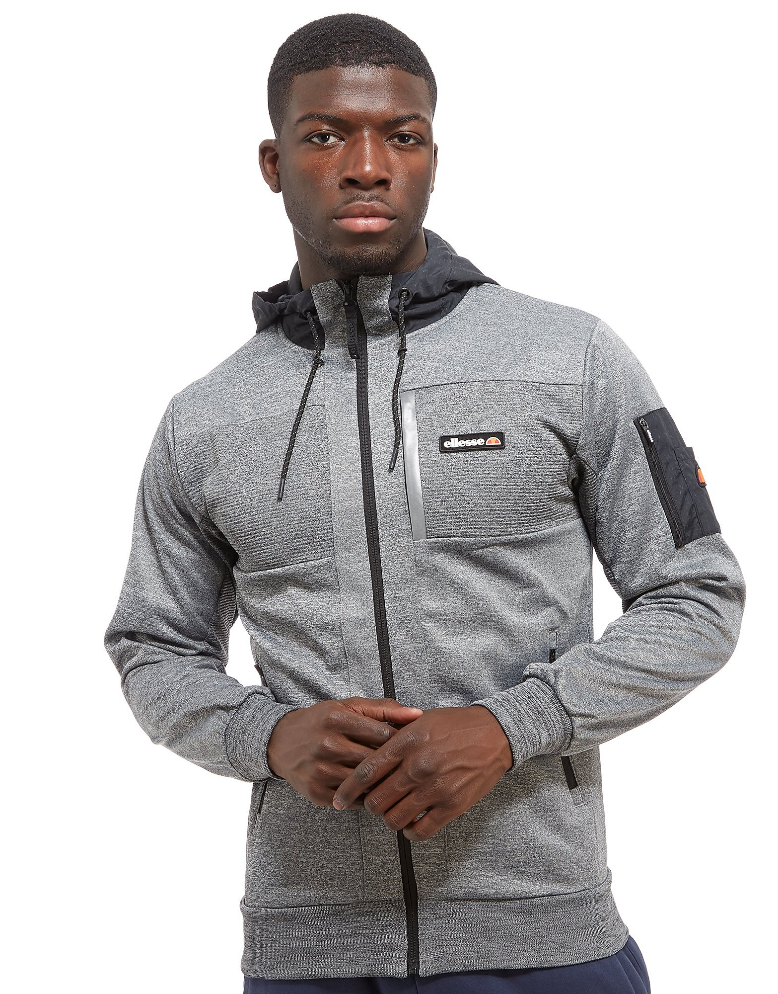 Ellesse Ertiar Hooded Jacket