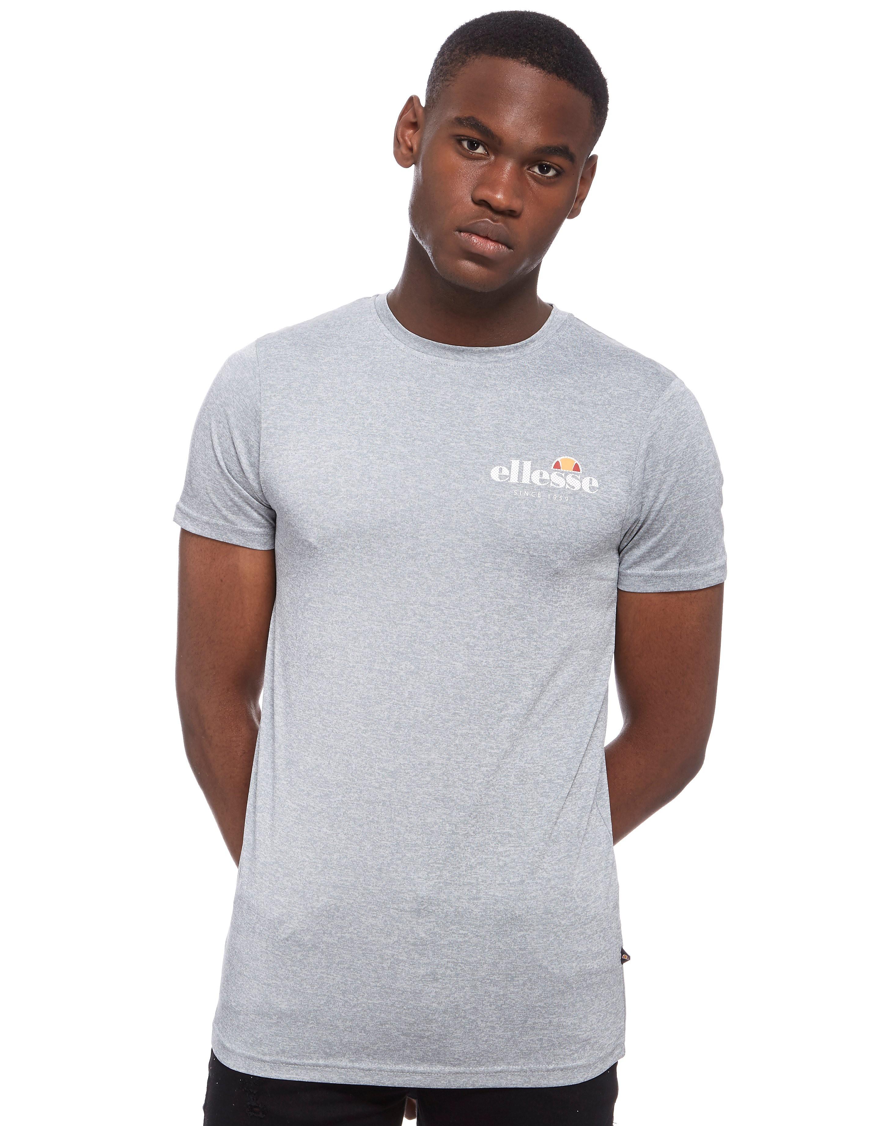 Ellesse Finto Back Print T-Shirt Heren