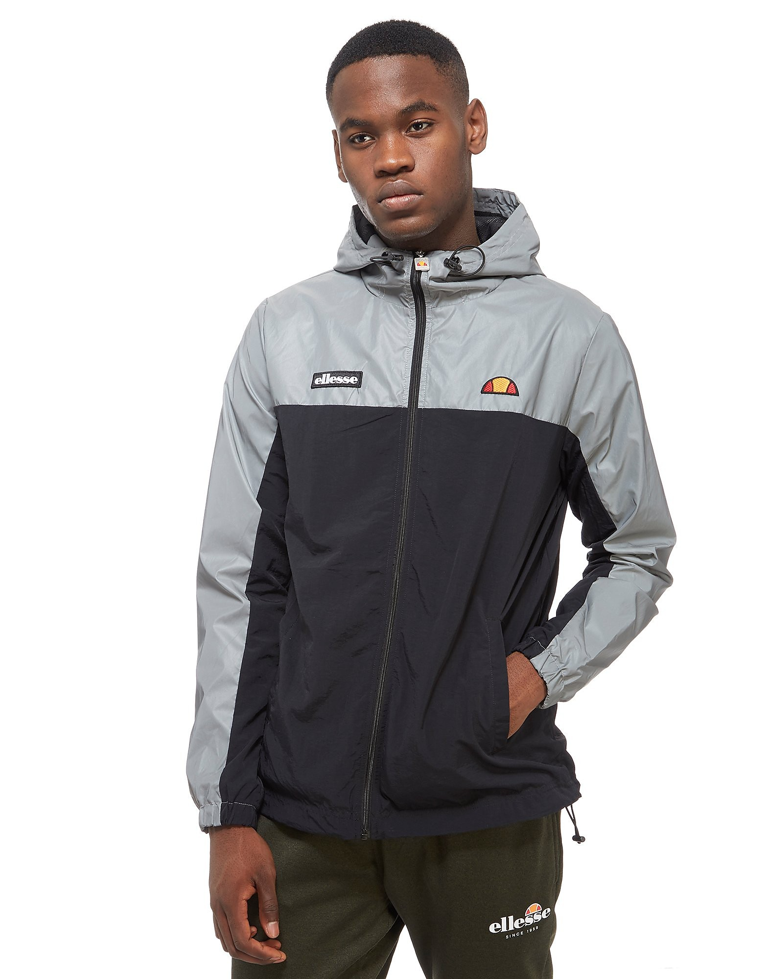 Ellesse Ervero Reflective Hooded Jacket