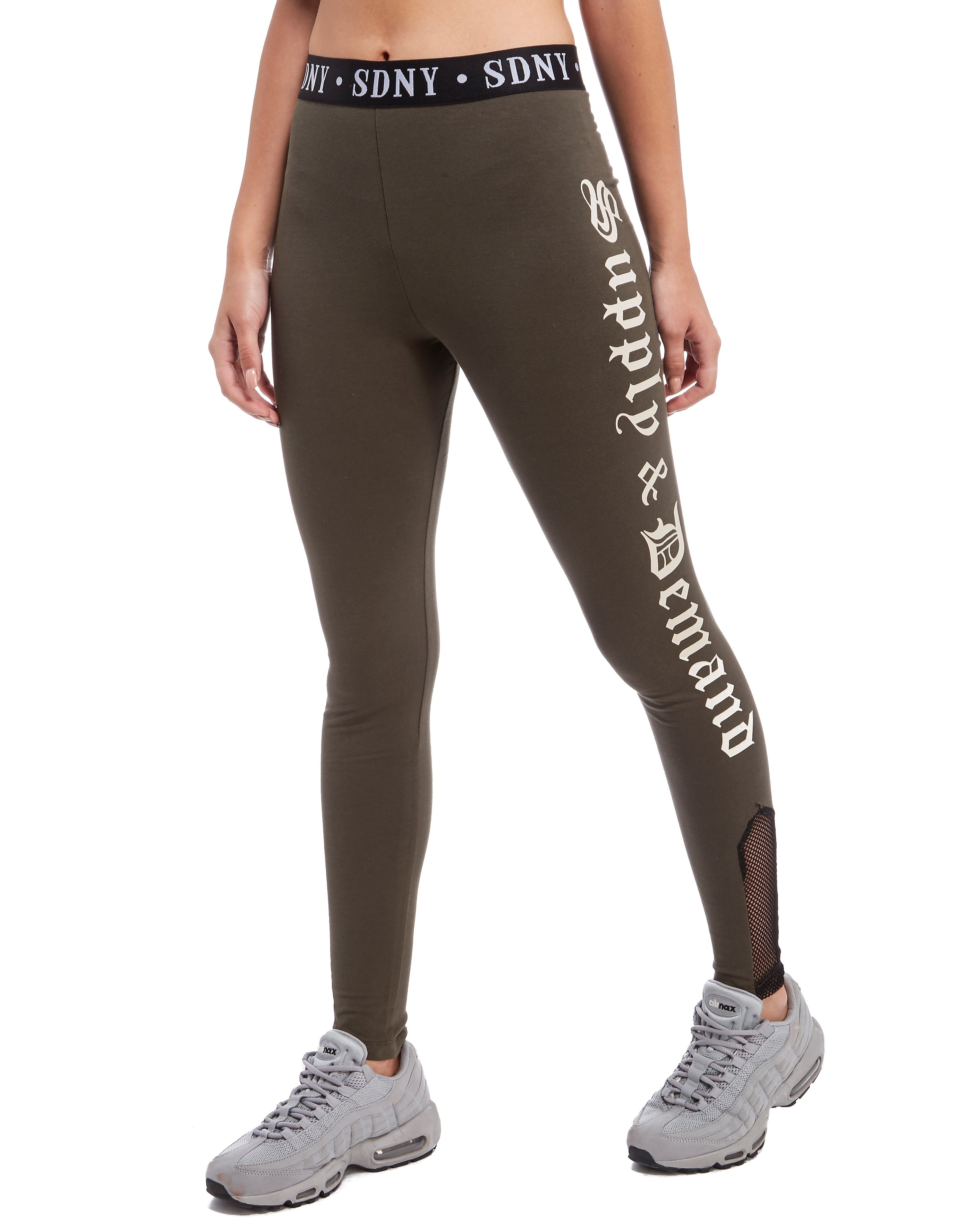 Supply & Demand Highwaist Mesh Leggings
