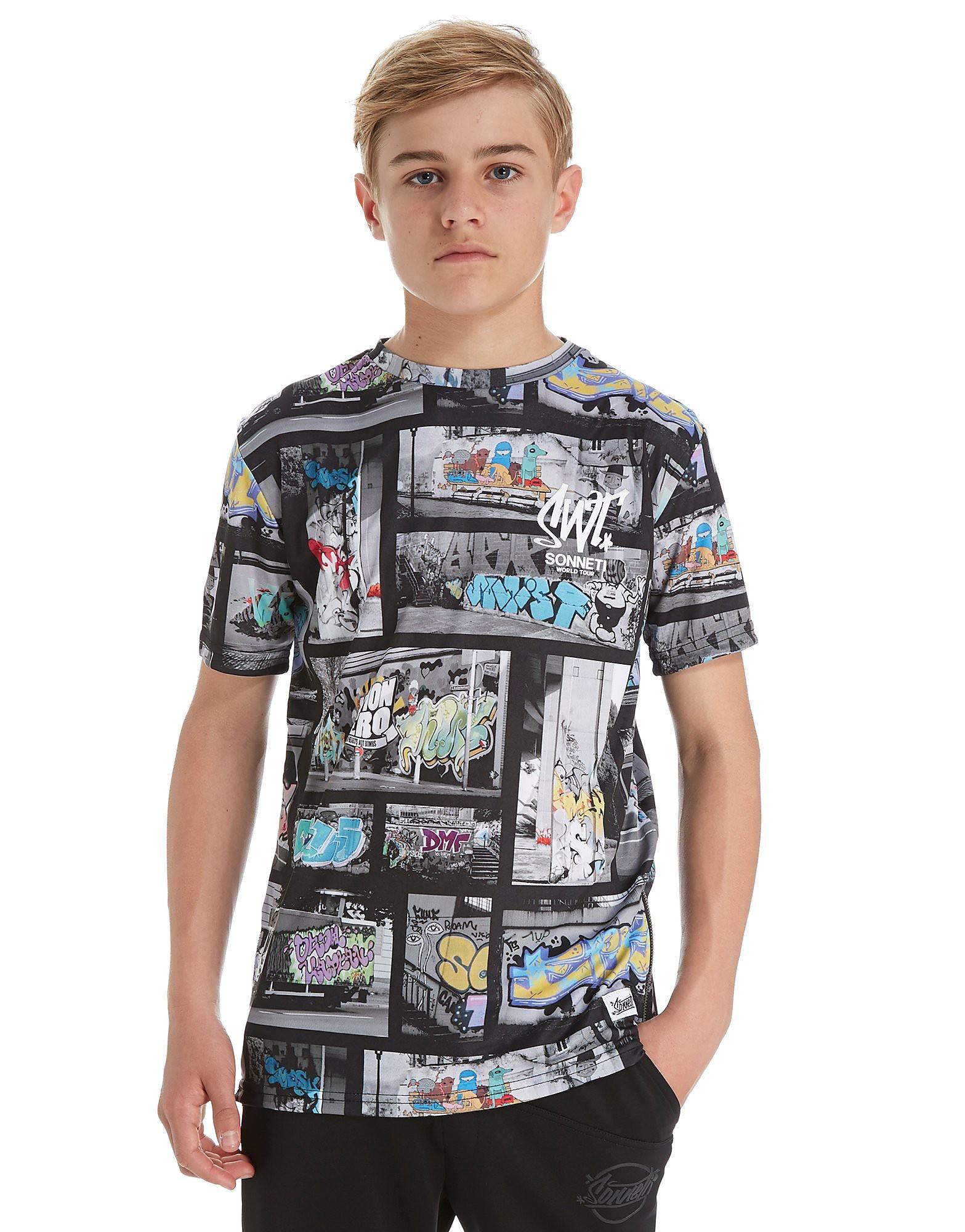 Sonneti Scene T-Shirt Junior