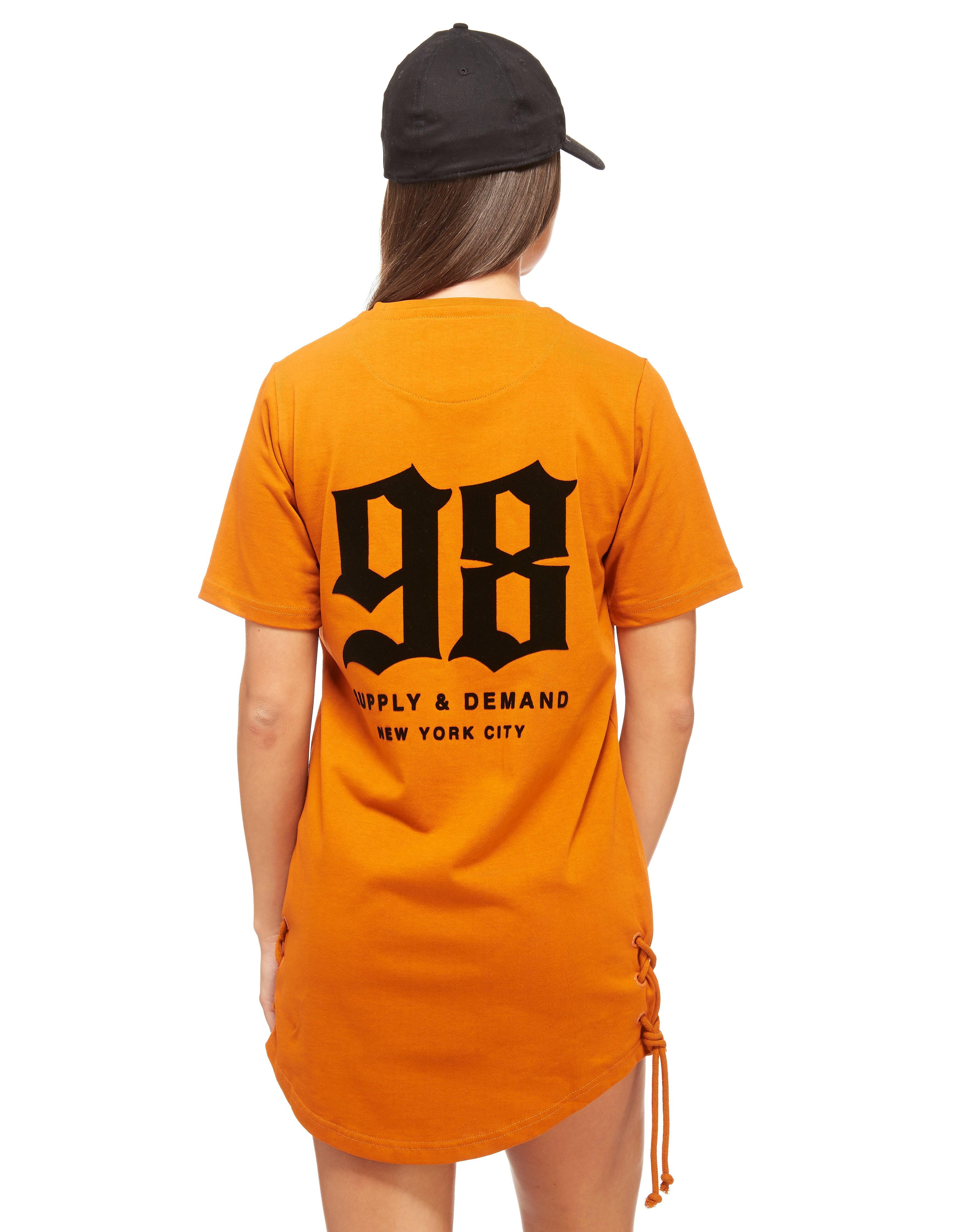 Supply & Demand Longline 98 T-shirt
