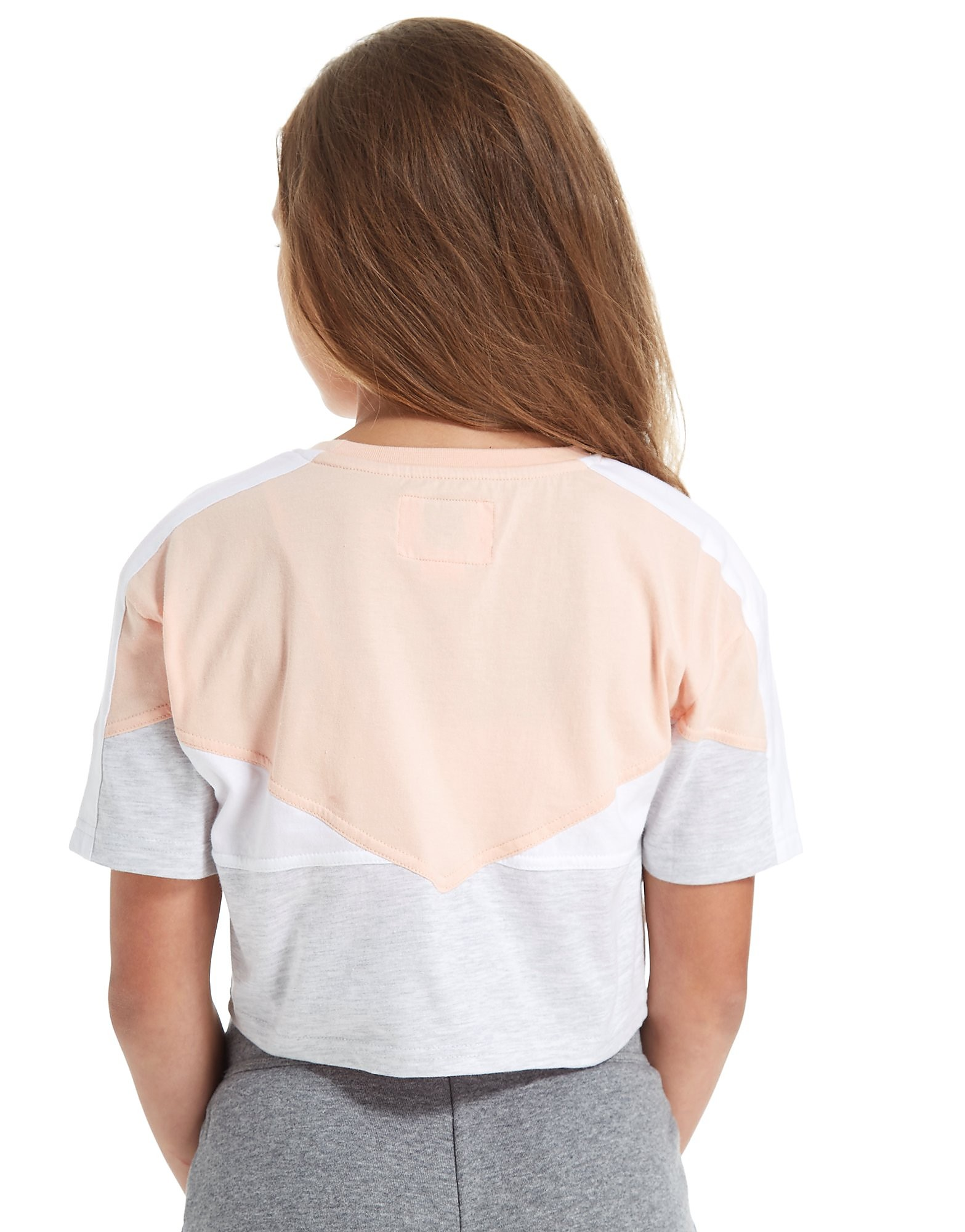McKenzie Girls Eden Crop T-shirt Junior