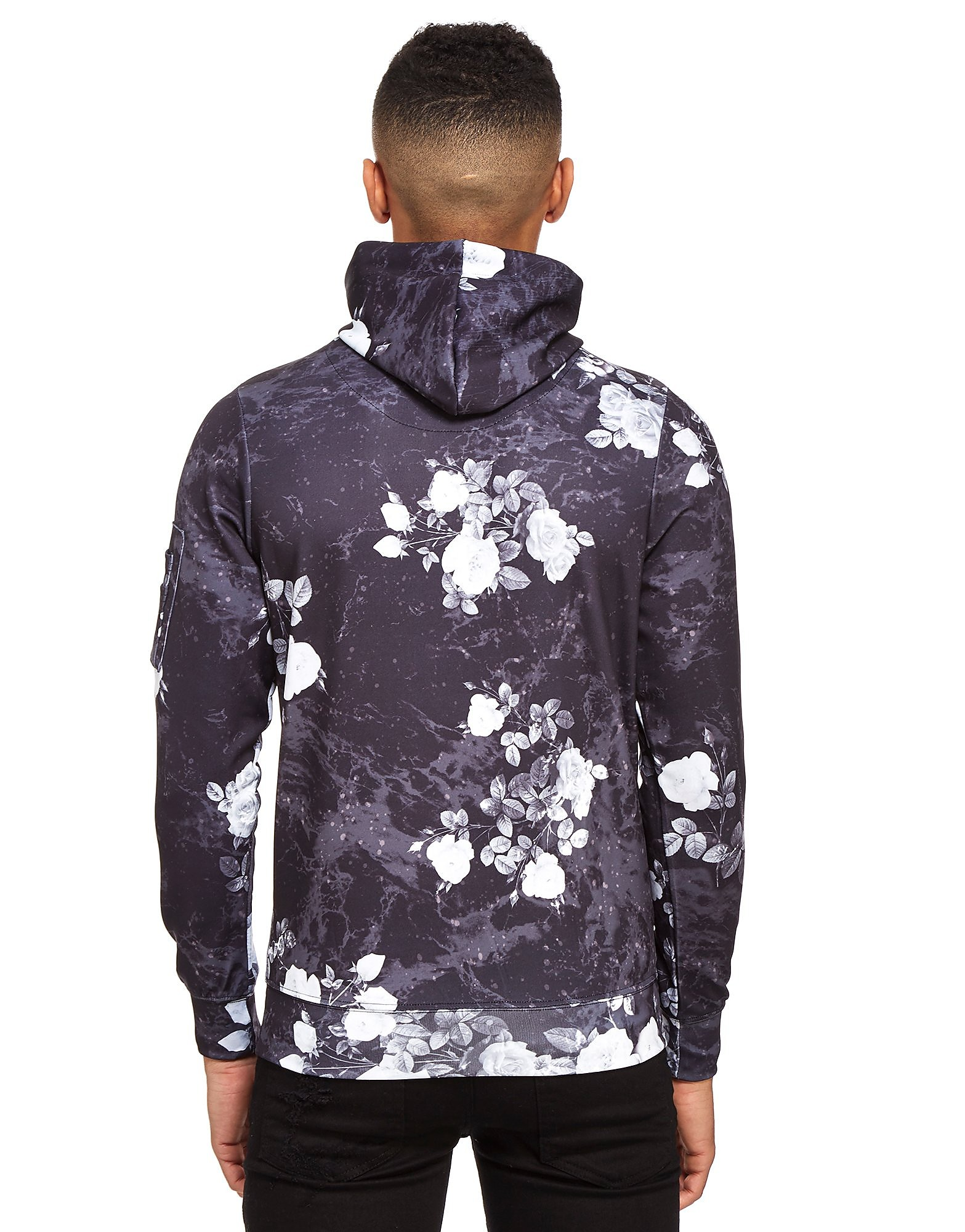 Supply & Demand Dark Marble Hoody