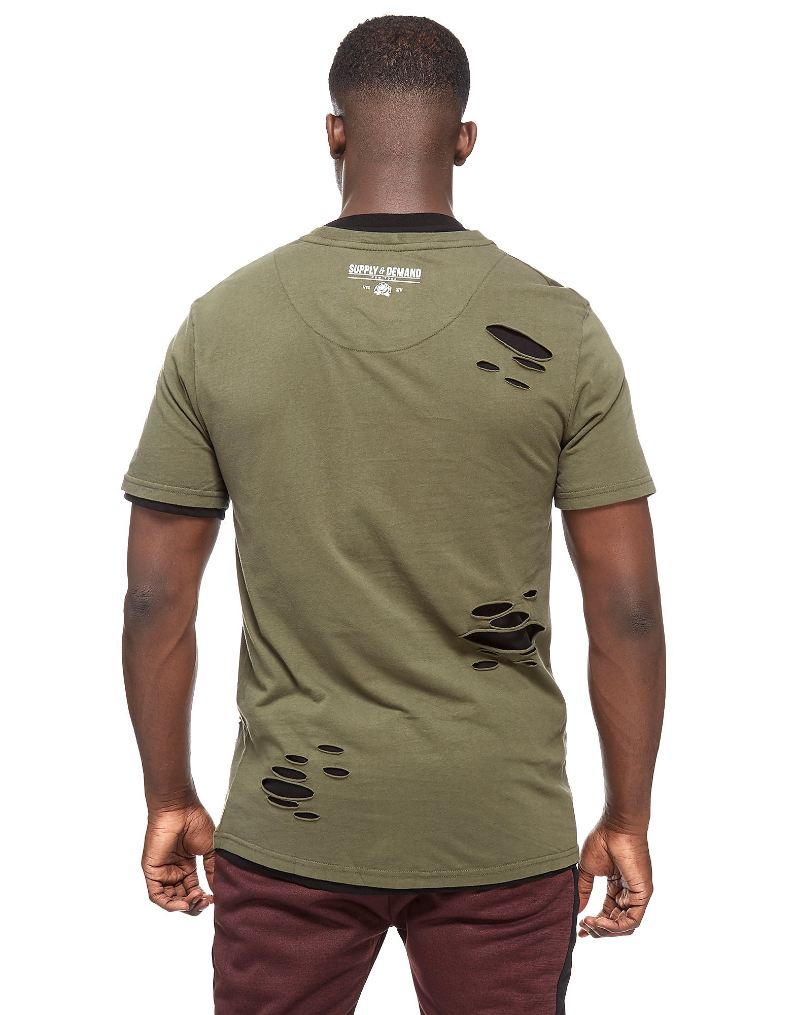 Supply & Demand Double Layer T-Shirt