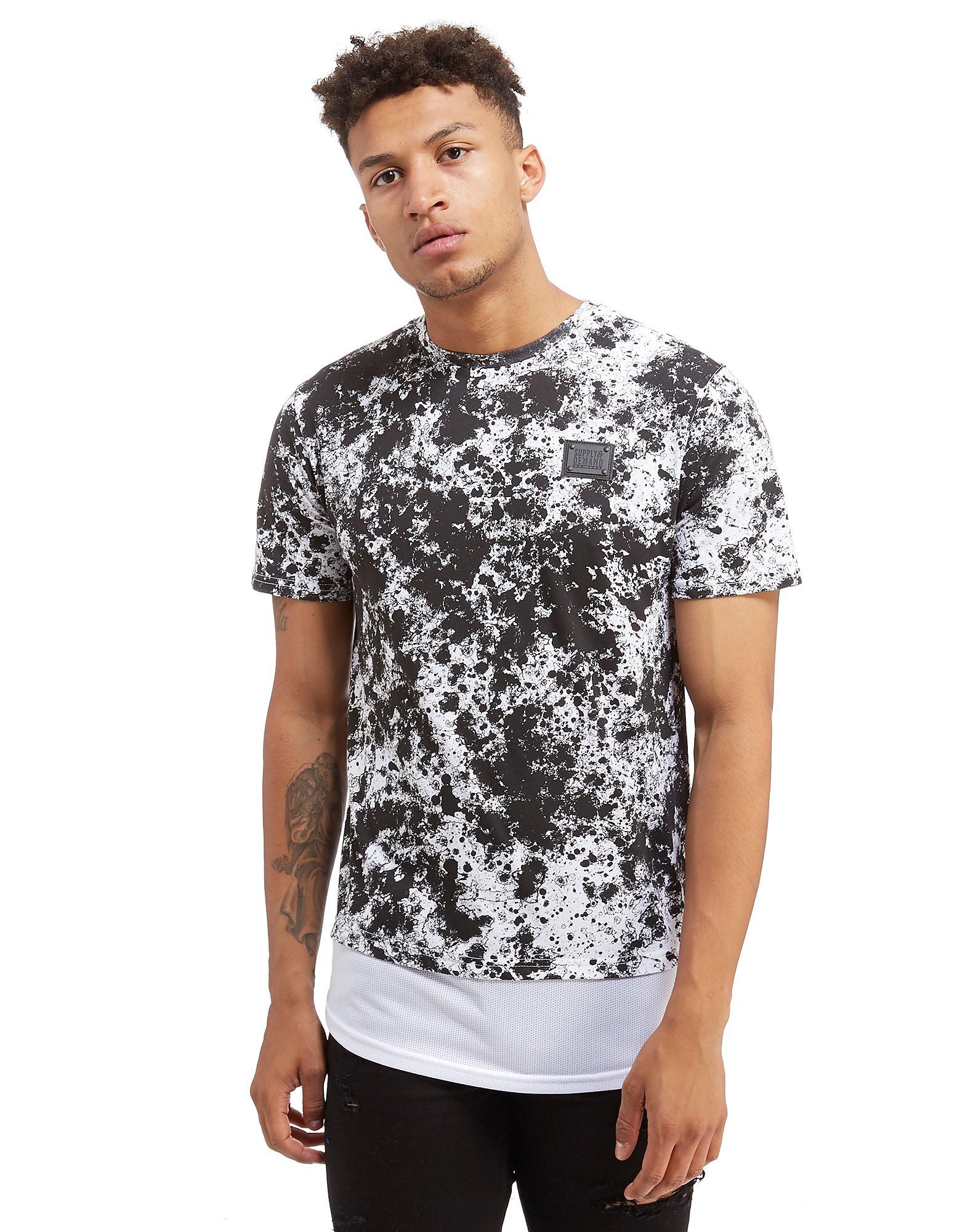Supply & Demand camiseta Code