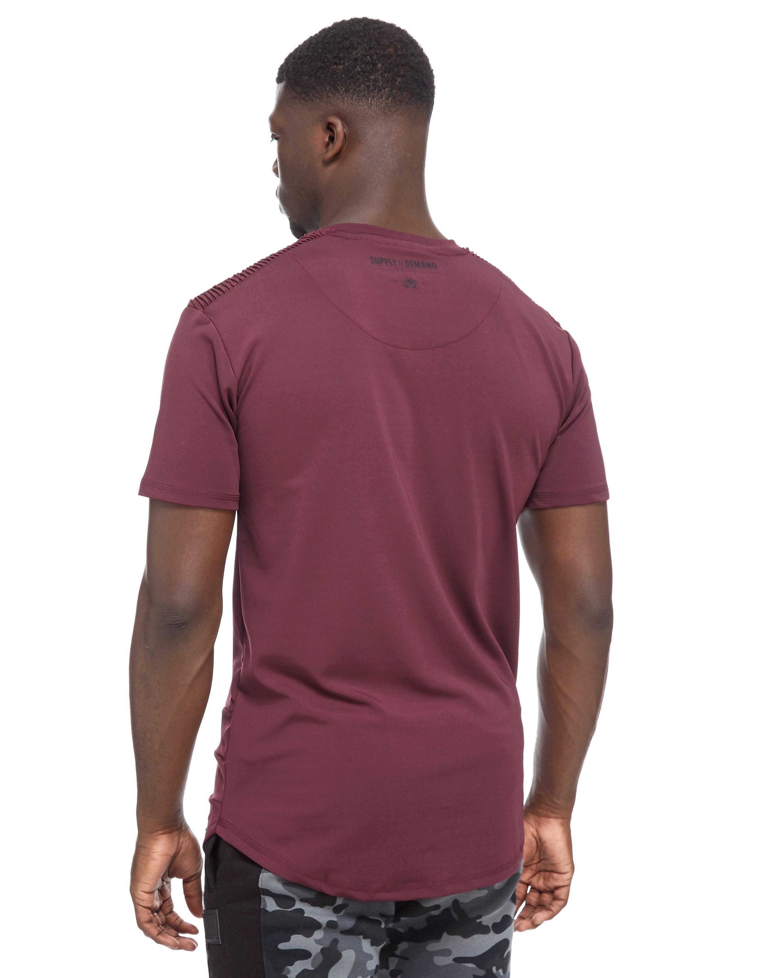 Supply & Demand Sleepy Gothic T-Shirt Heren