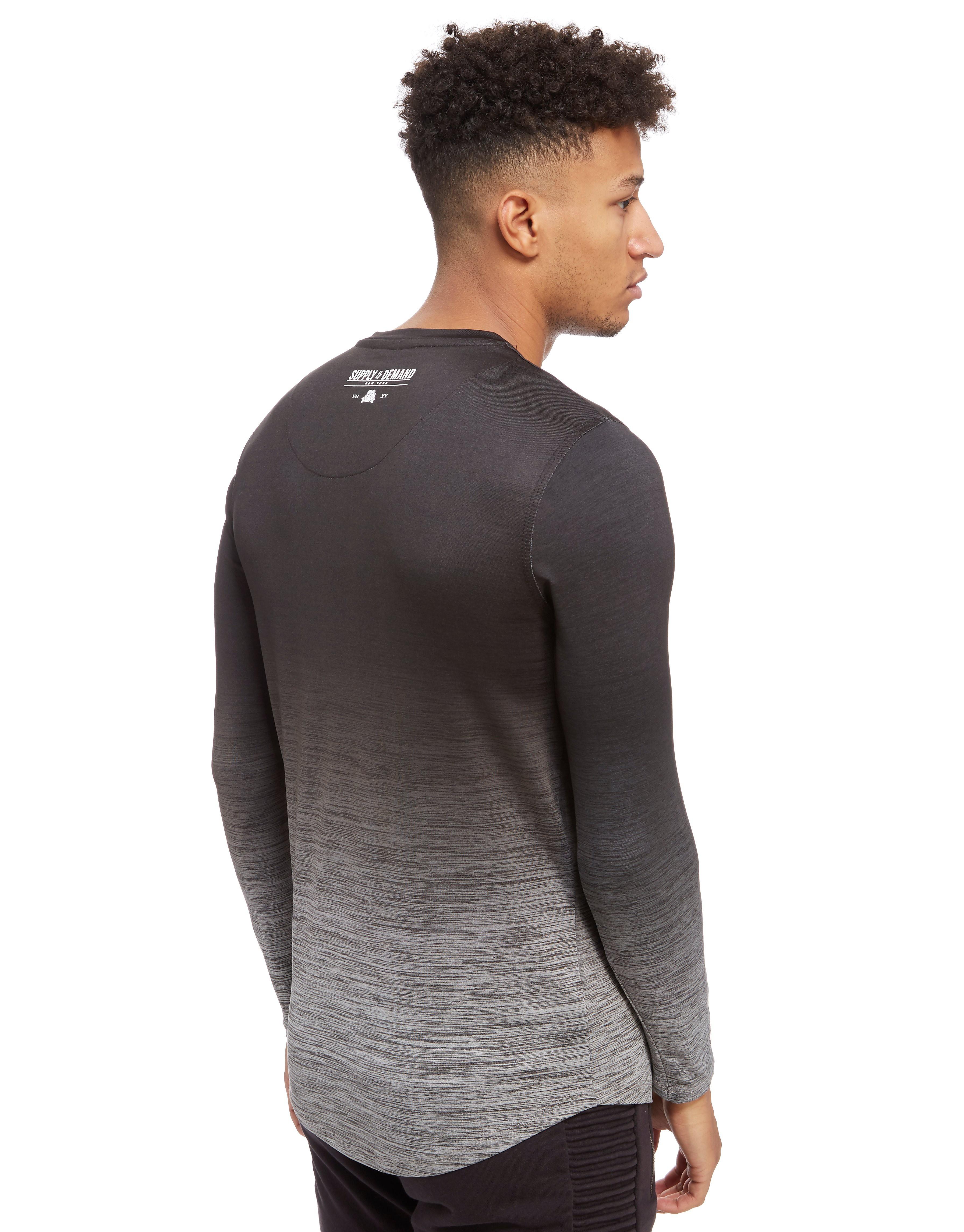 Supply & Demand Ignite Long-Sleeved T-Shirt