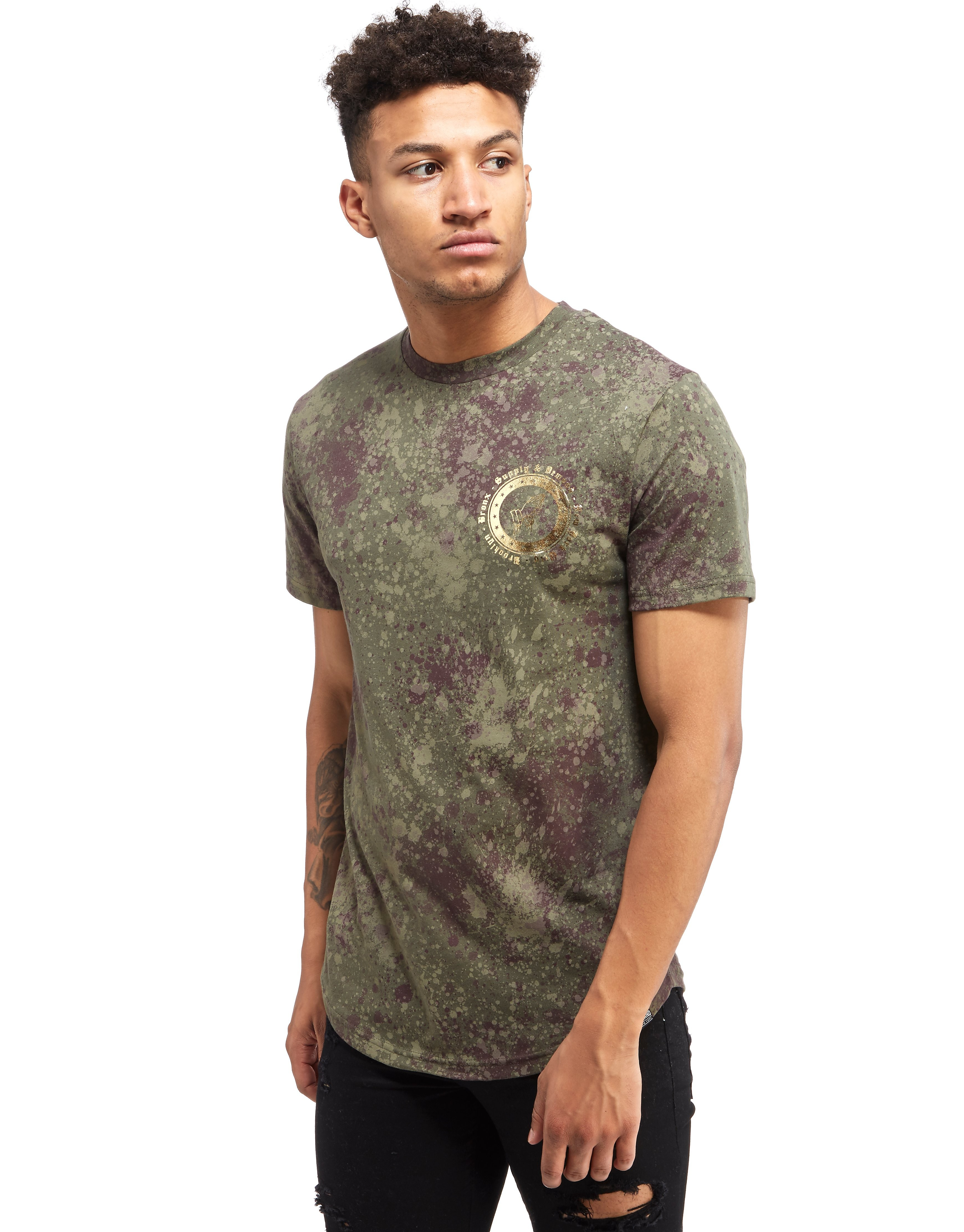 Supply & Demand Enemy T-shirt - Only at JD, Khaki