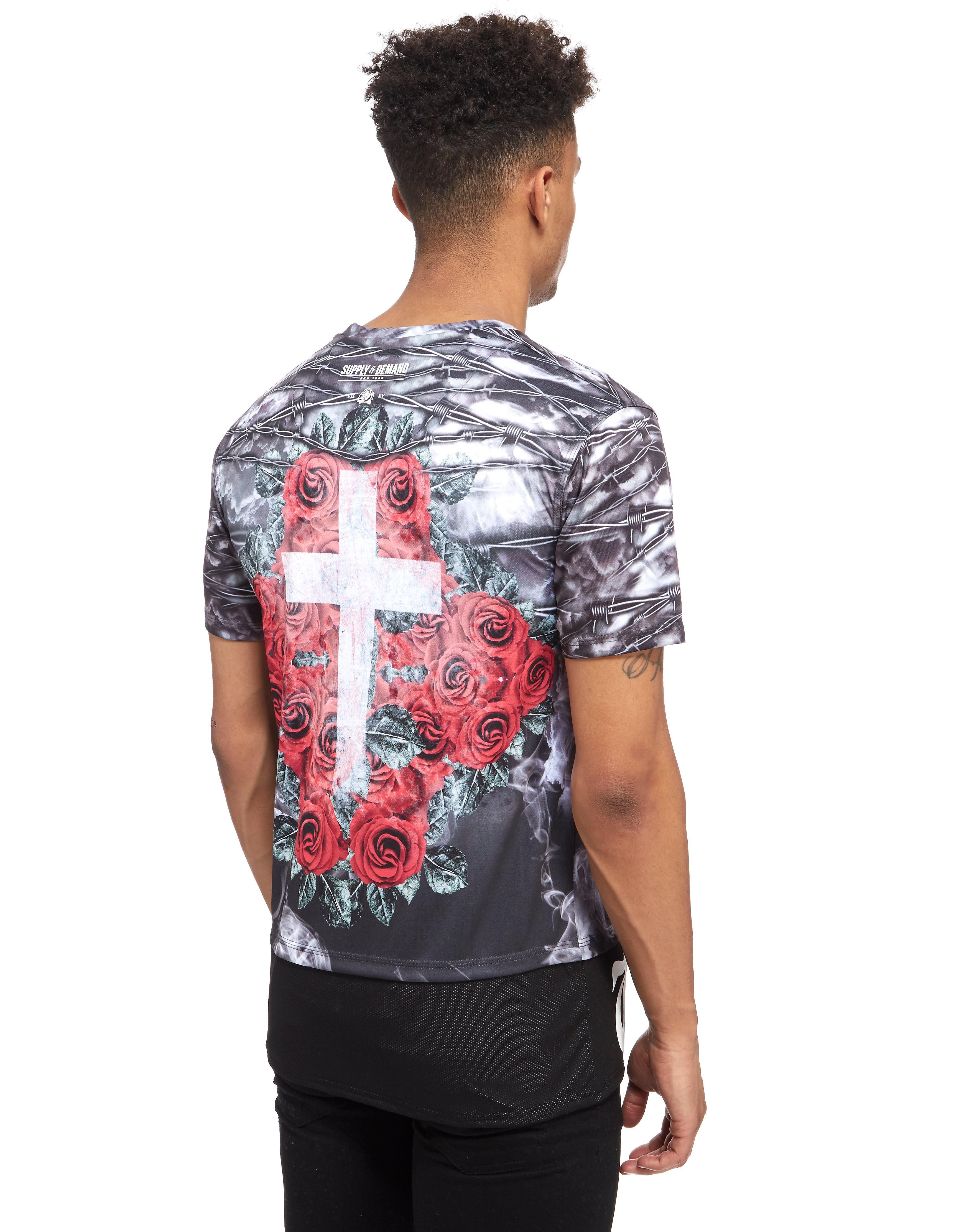 Supply & Demand Respect T-Shirt