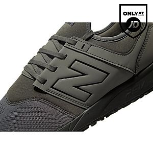 new balance 247 knit kaki