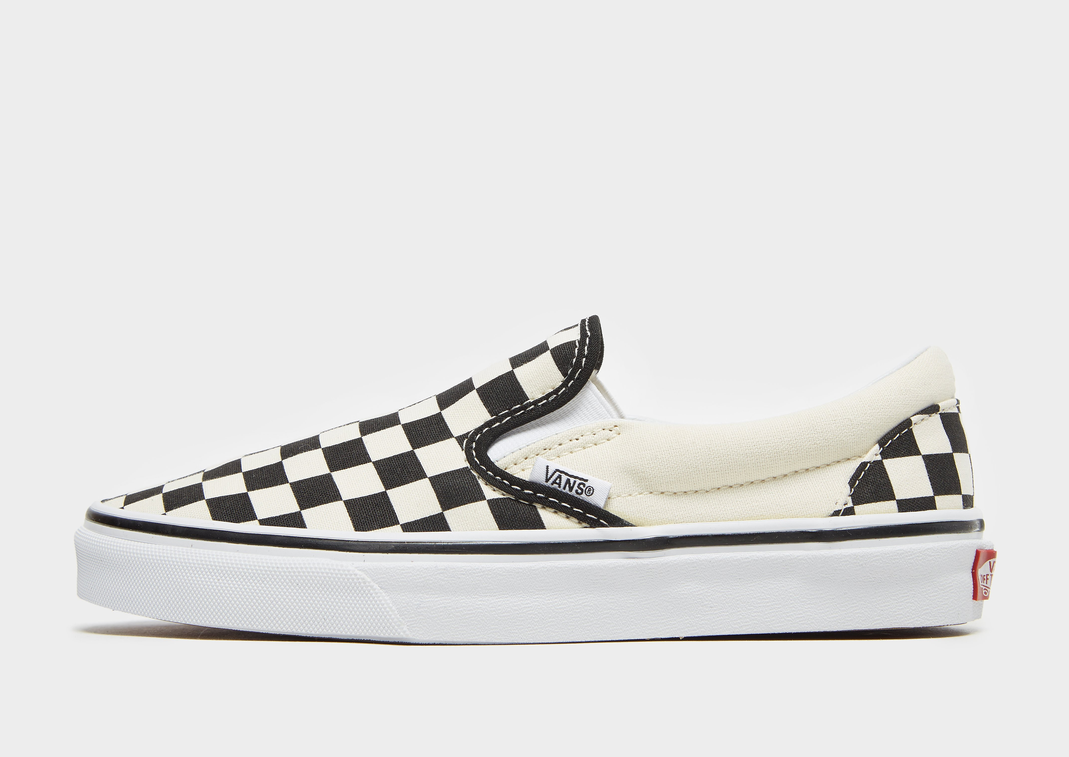Vans Classic Slip On para mujer, Blanco