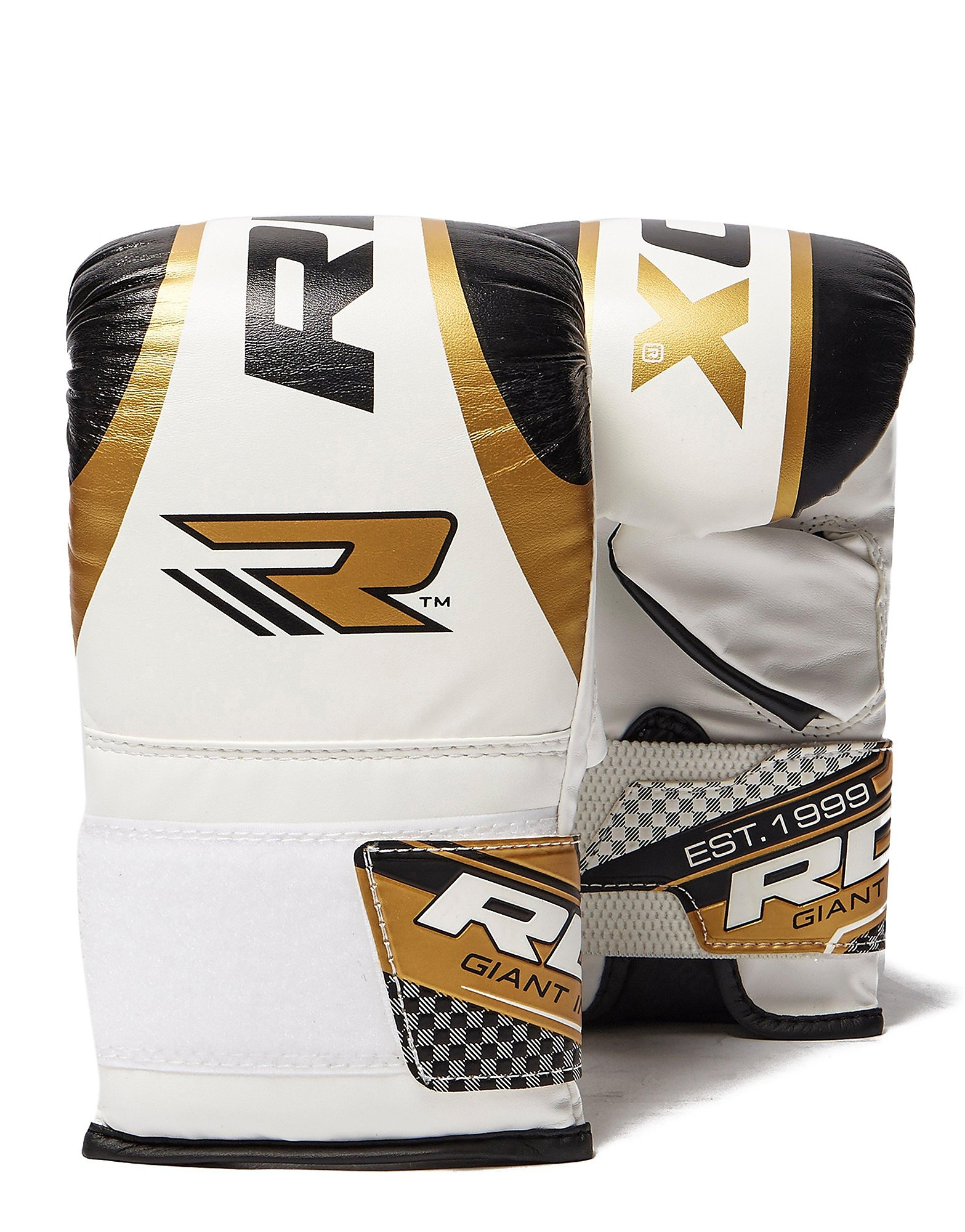 RDX INC MMA Punching Gloves - Golden - Heren