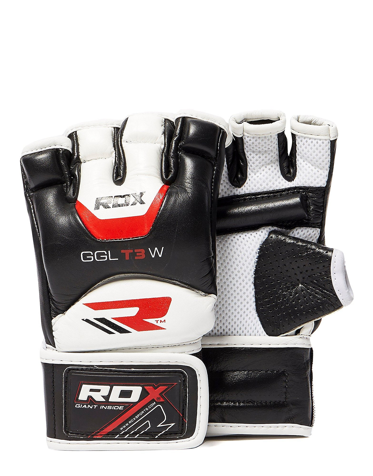RDX INC Gel Training Grappling Gloves